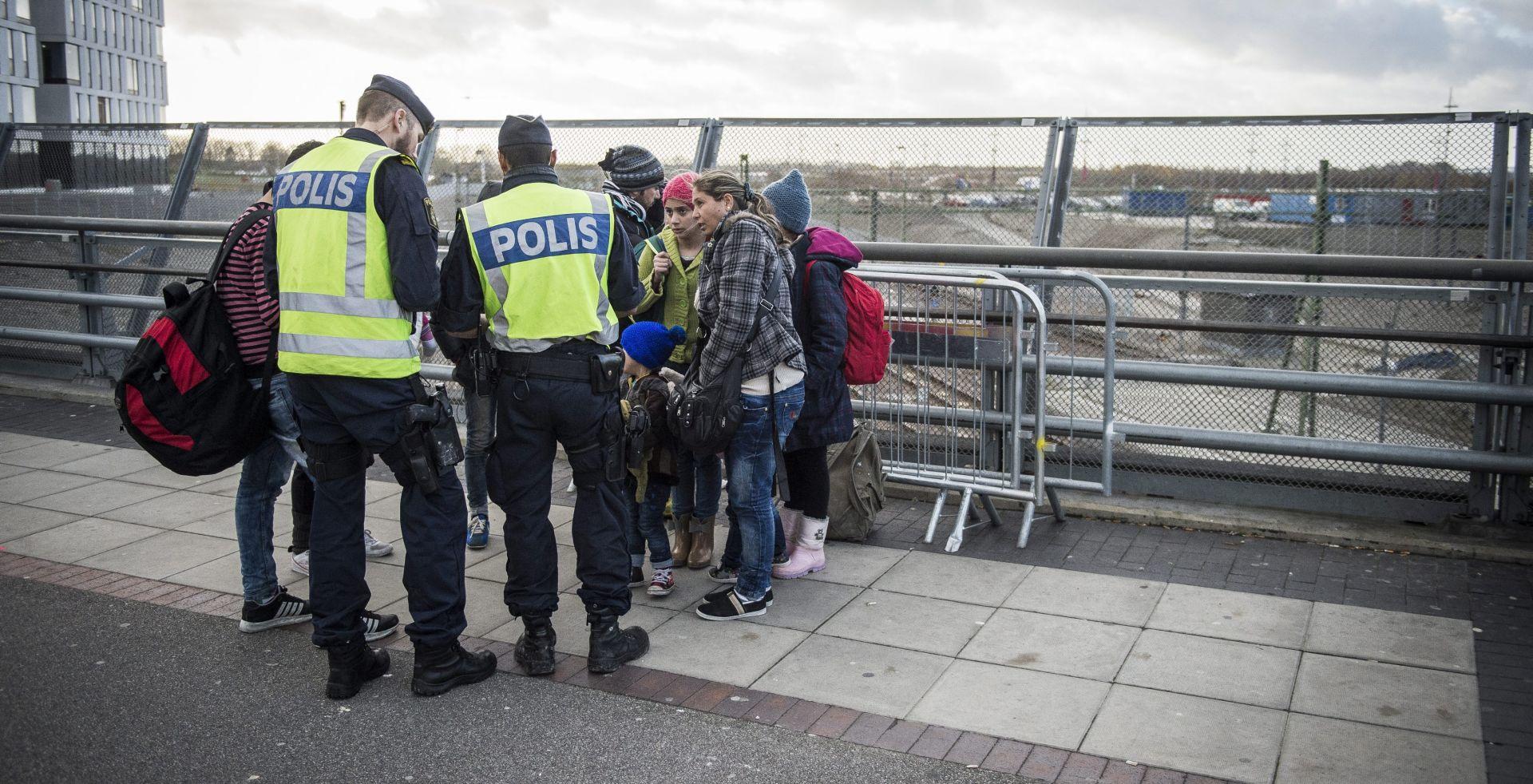 Švedska: S kontrolom granica priljev migranata pao za trećinu