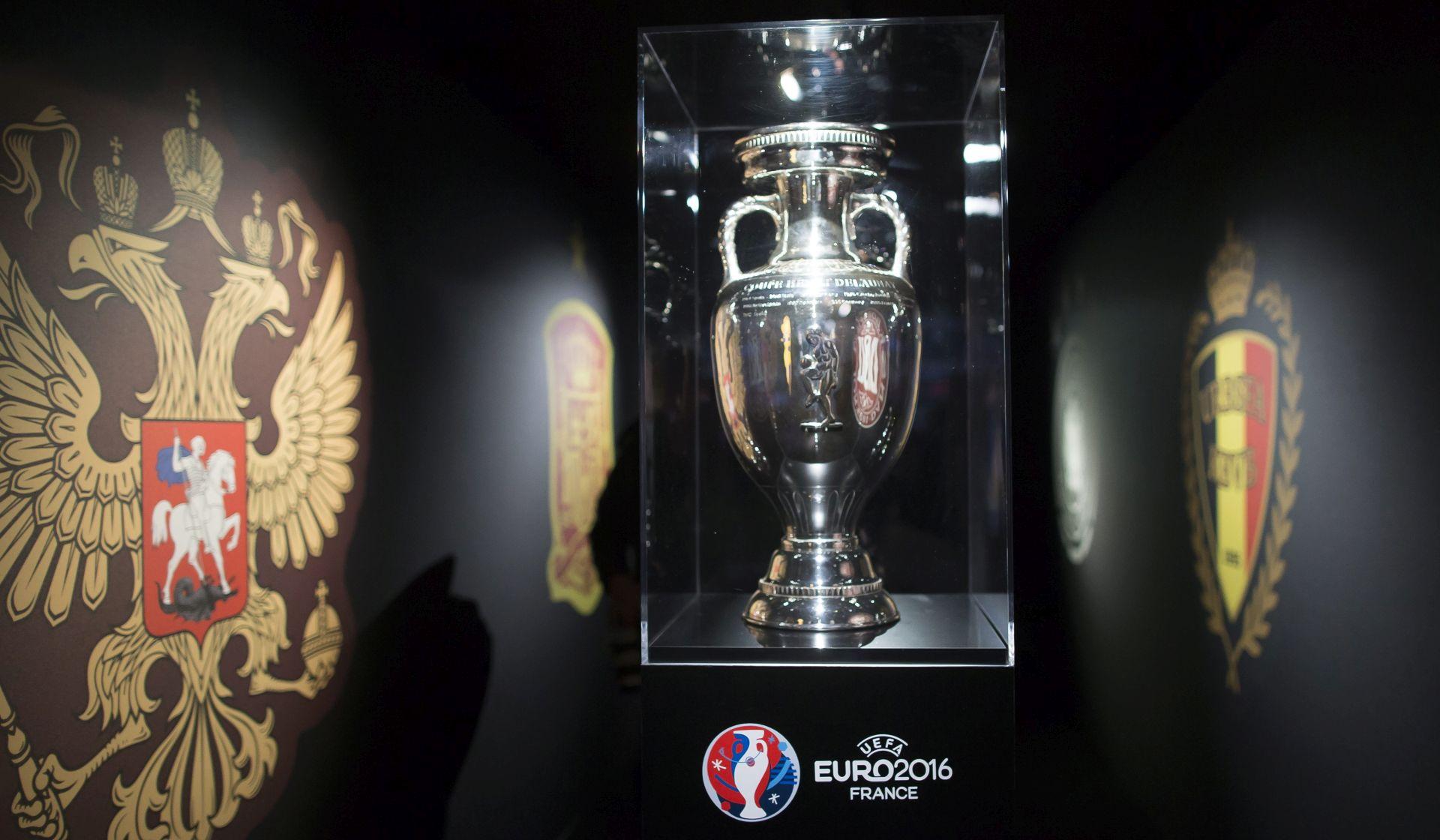 """UEFA Europsko prvenstvo održat će se u Francuskoj: """"Već tri godine surađujemo s vlastima oko sigurnosti"""""""