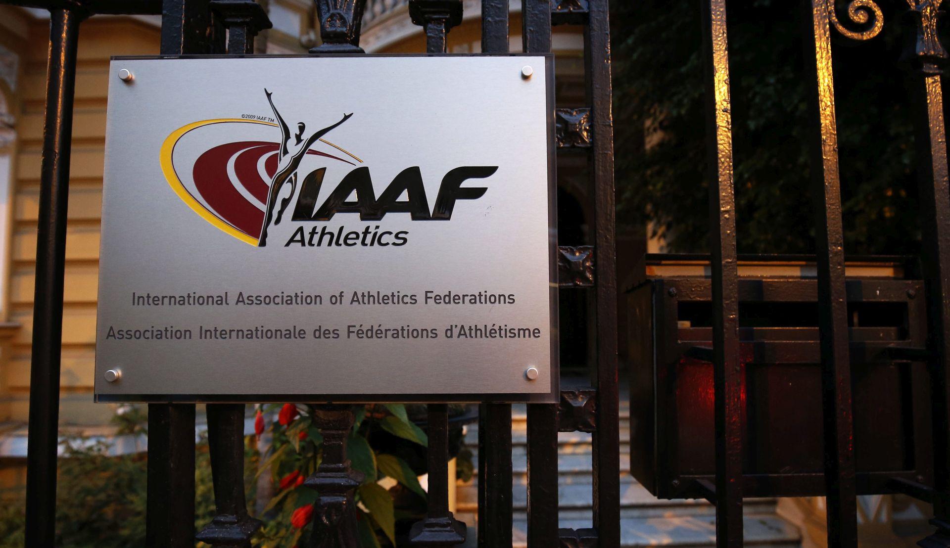 OPTUŽBE ZBOG DOPINGA: IAAF suspendirao Rusiju