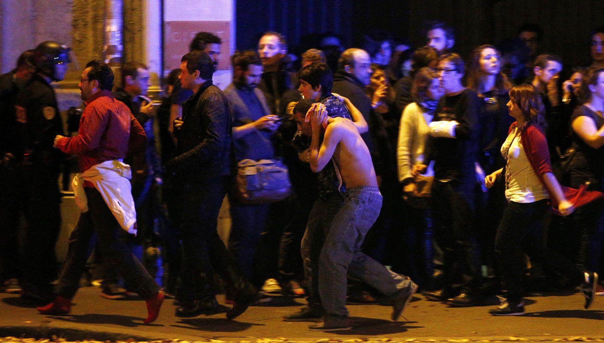 UŽIVO: POKOLJ U PARIZU Najmanje 128 mrtvih u terorističkim napadima, 300 u pariškim bolnicama,uhićenja u Bruxellesu