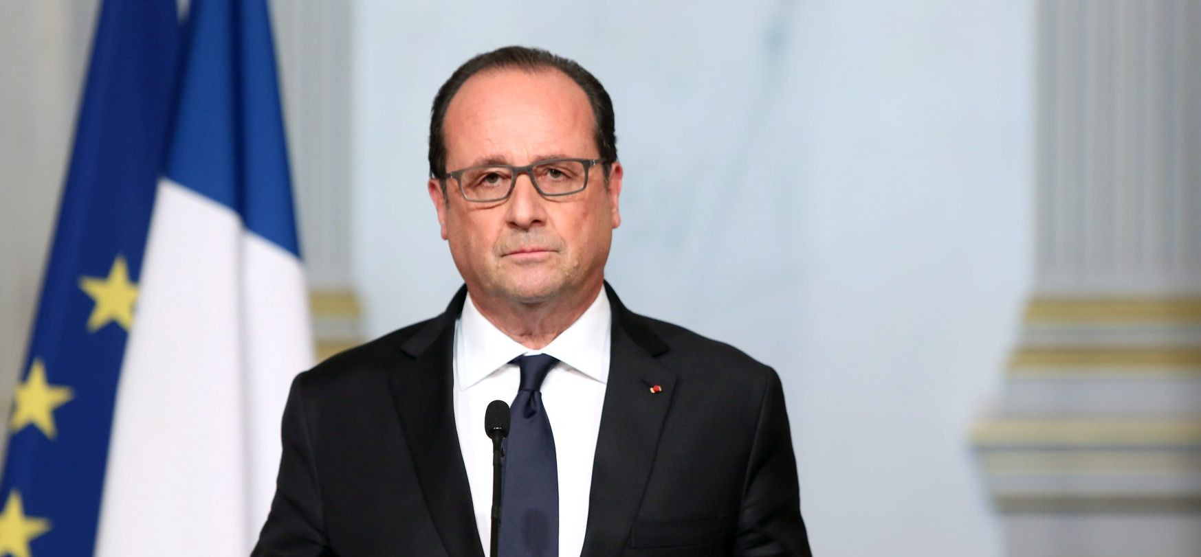 VIDEO: Francois Hollande posjetio posadu francuskog nosača zrakoplova