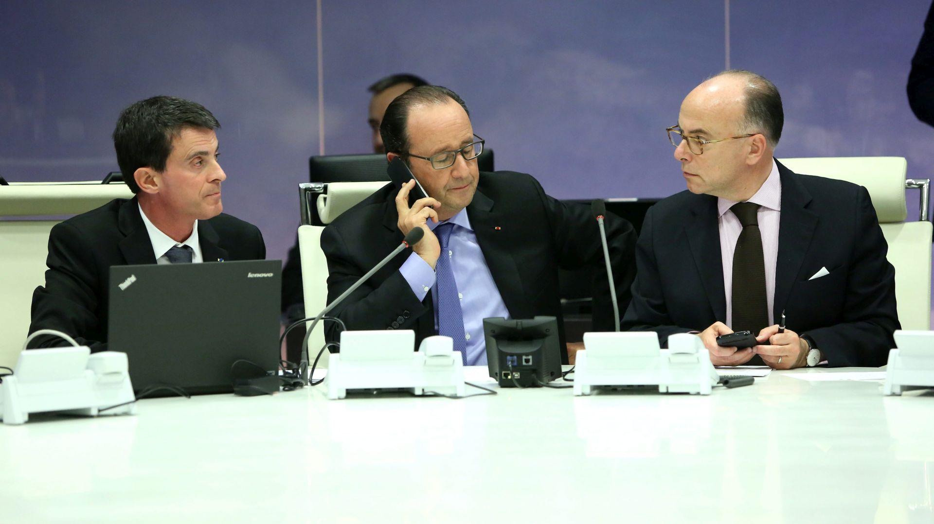SVIJET ZGROŽEN TERORISTISTIČKIM NAPADIMA Hollande: Bit ćemo nemilosrdni