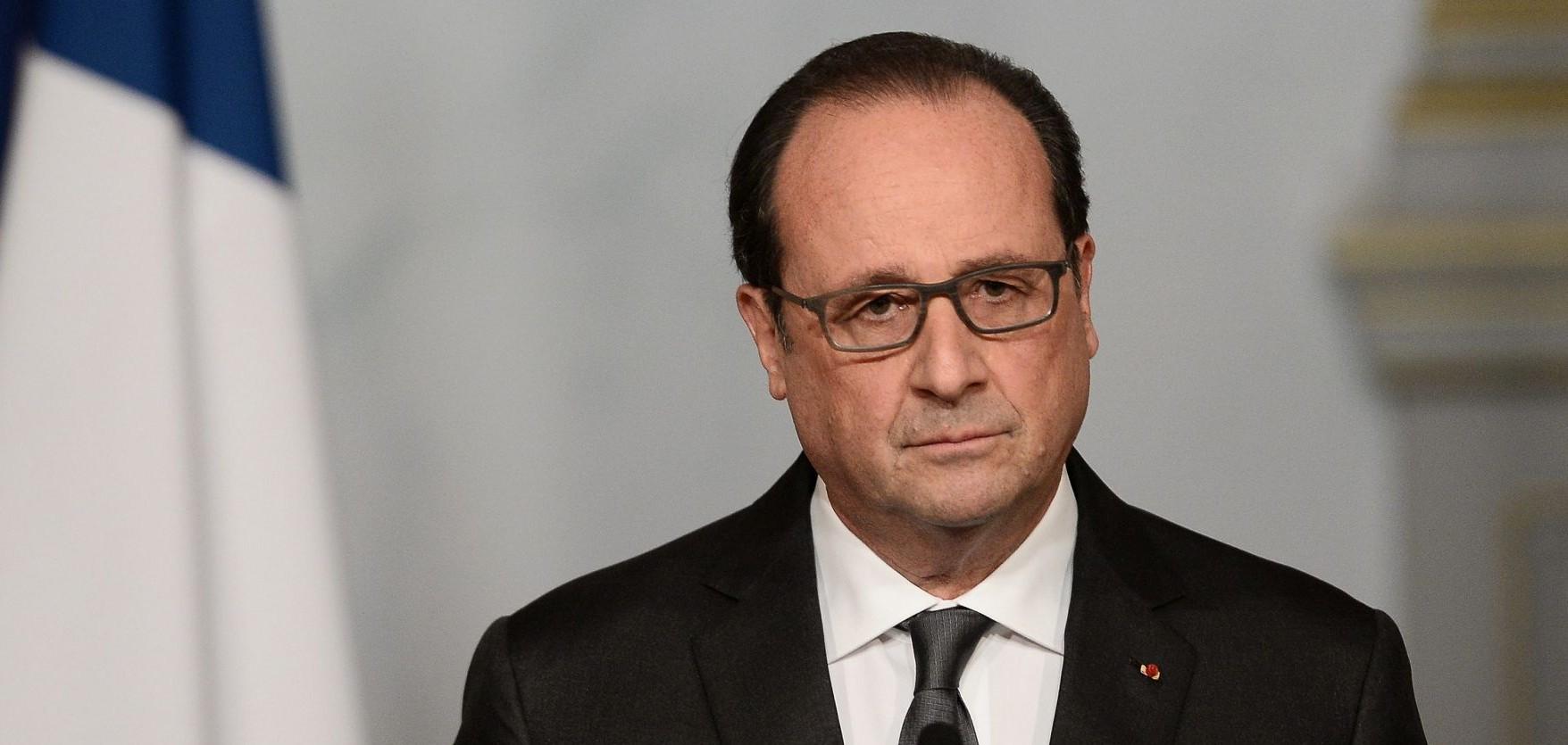 """Hollande: Ubojstvo policijskog časnika je """"nedvojbeno teroristički čin"""""""