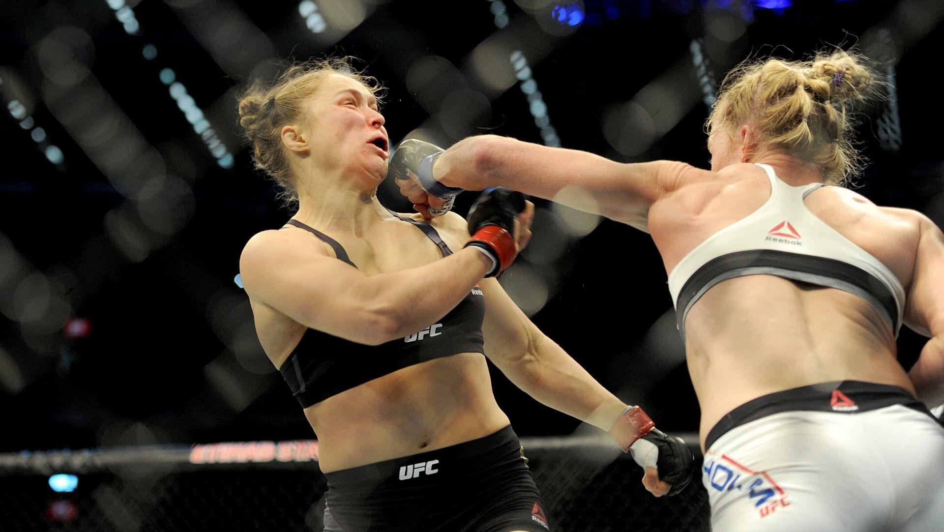 VIDEO: HOLM NOVA PRVAKINJA Ronda Rousey nokautirana u Australiji