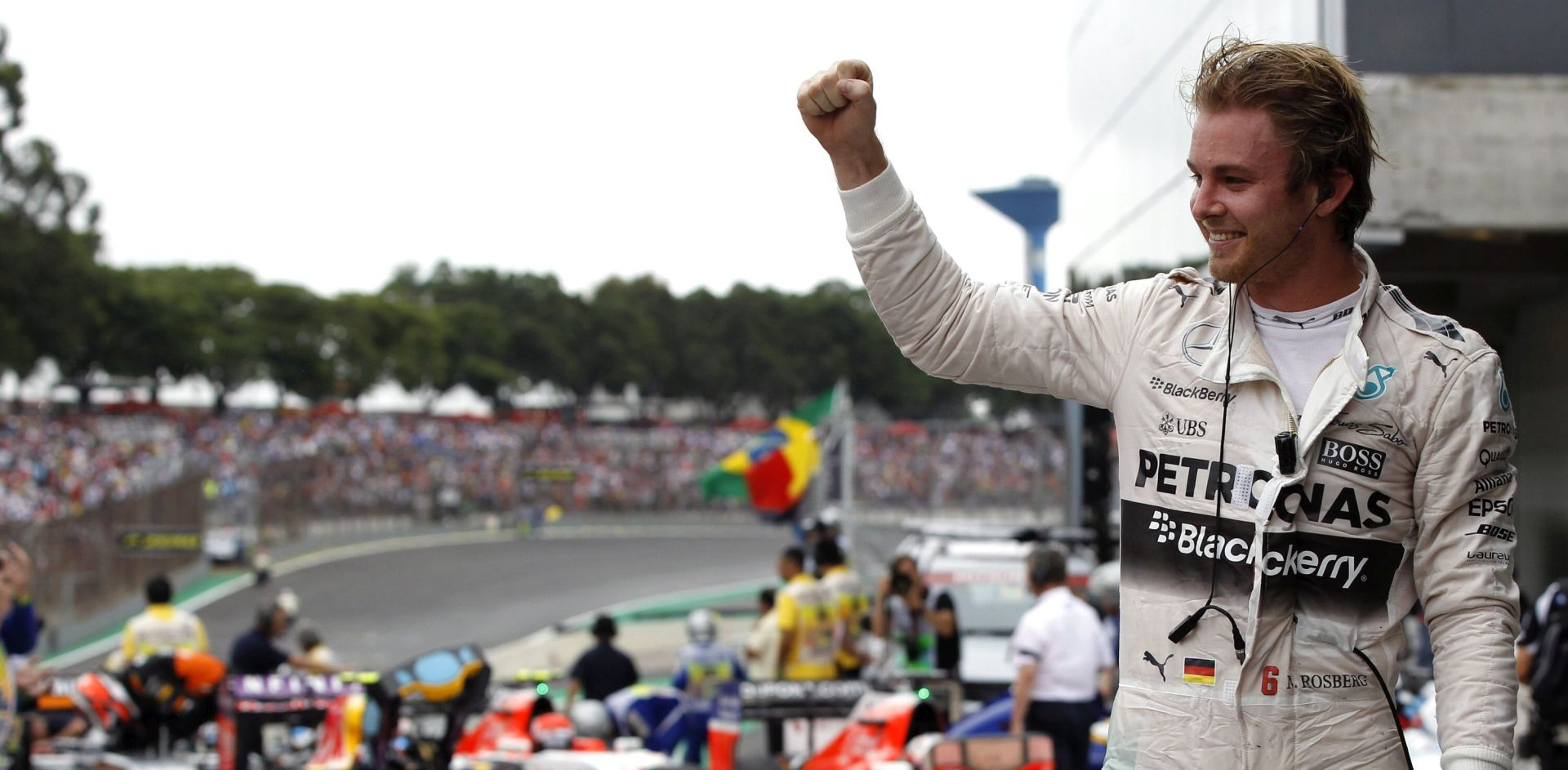 "VELIKA NAGRADA ABU DHABIJA Rosbergu šesti uzastopni ""pole position"""
