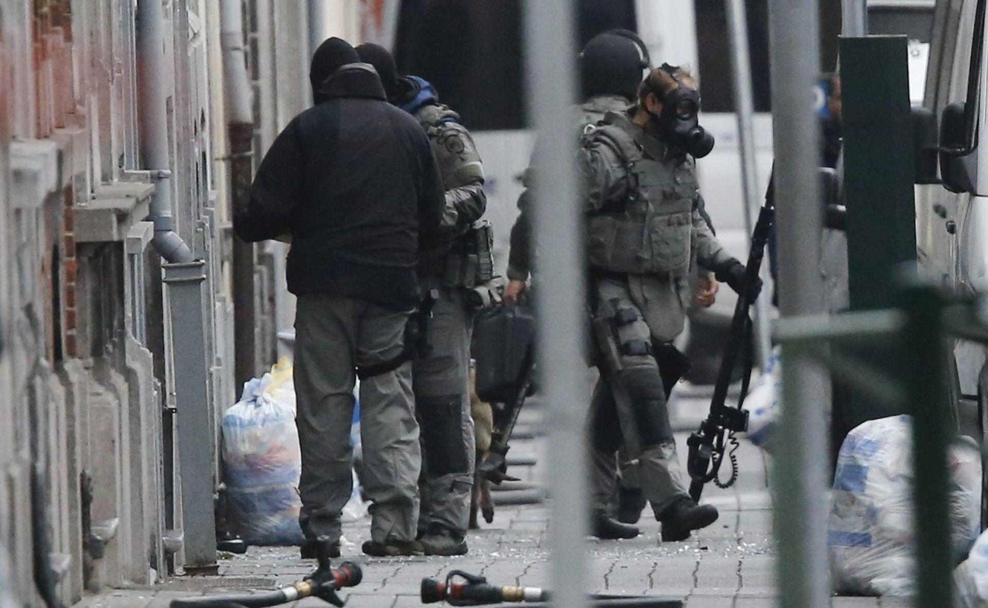 BELGIJA Uhićena dvojica muškaraca povezana s terorističkim napadima u Parizu