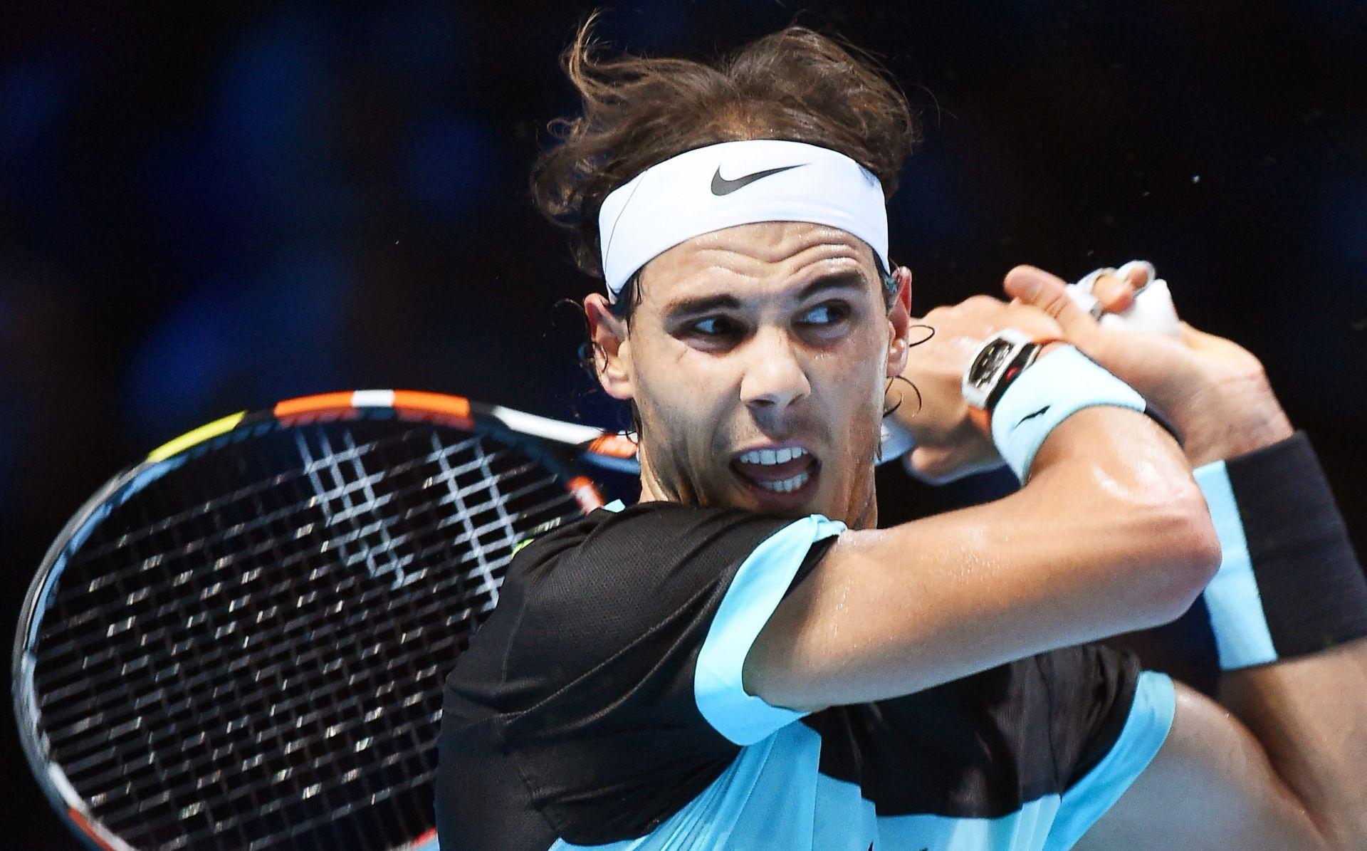 ATP MASTERS Nadal uvjerljiv protiv Murraya
