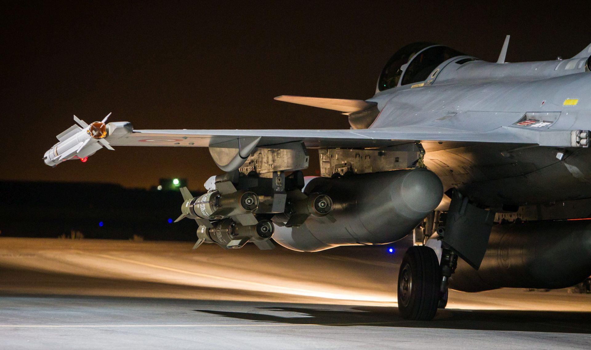 ISPALILI HICE UPOZORENJA U američkim zračnim napadima proteklog vikenda uništeno 238 cisterni IS-a