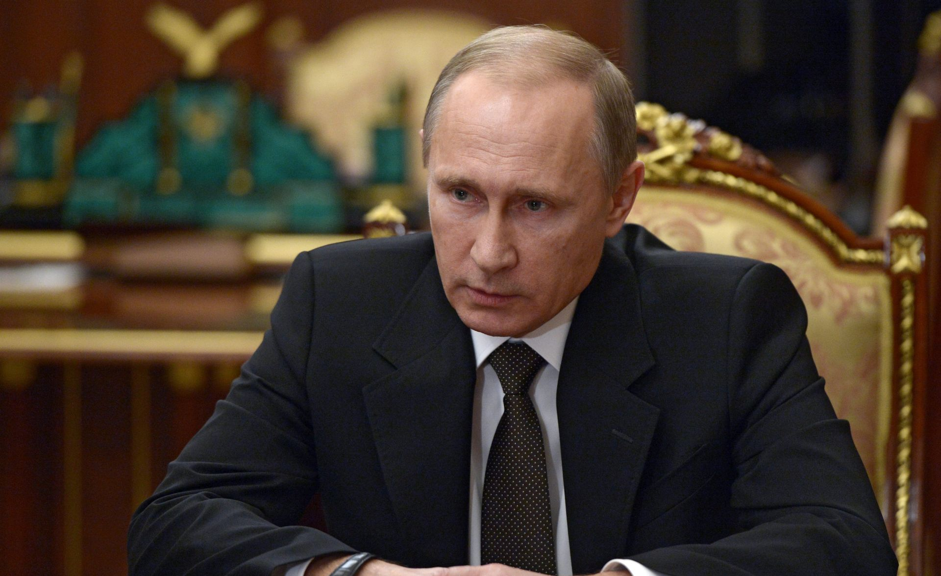 "Putin: Srušivši zrakoplov ""zabili su nam nož u leđa"""