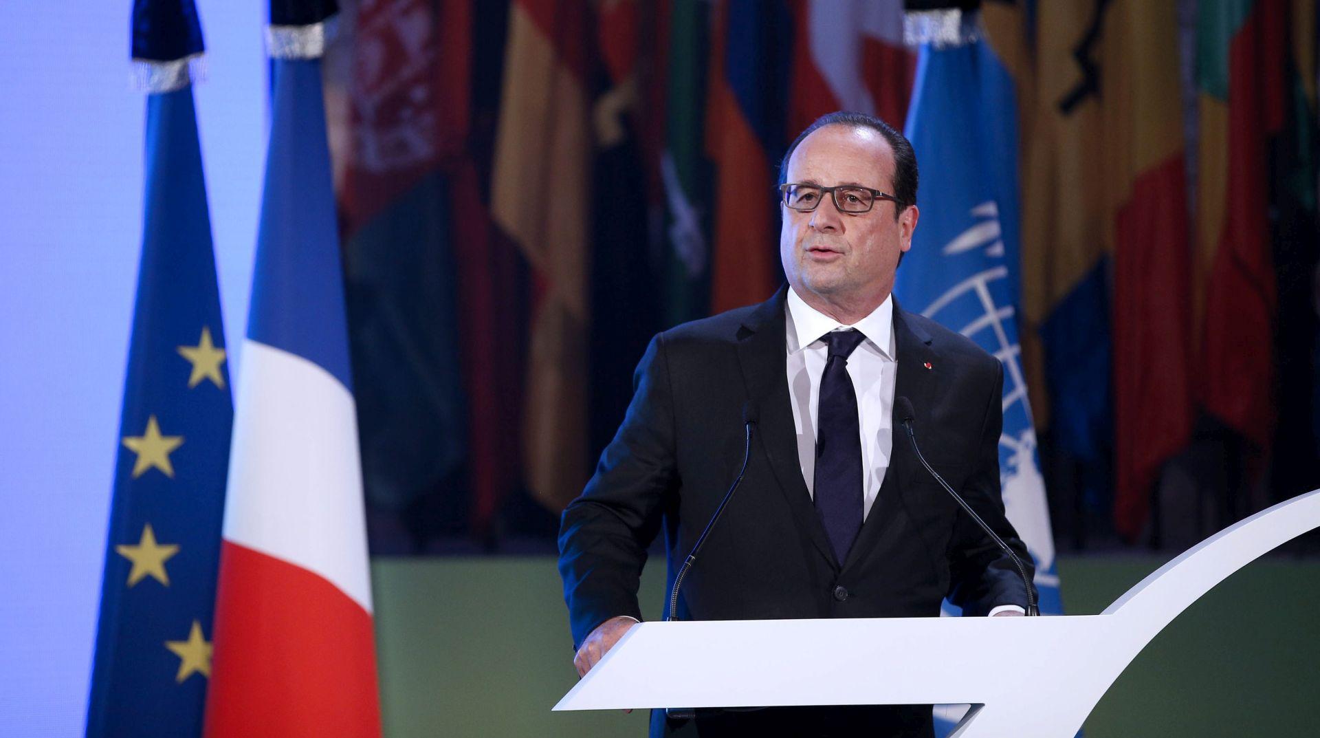 """Hollande: Francuska će uvesti """"pravo na azil"""" za umjetnička djela kojima prijeti IS"""