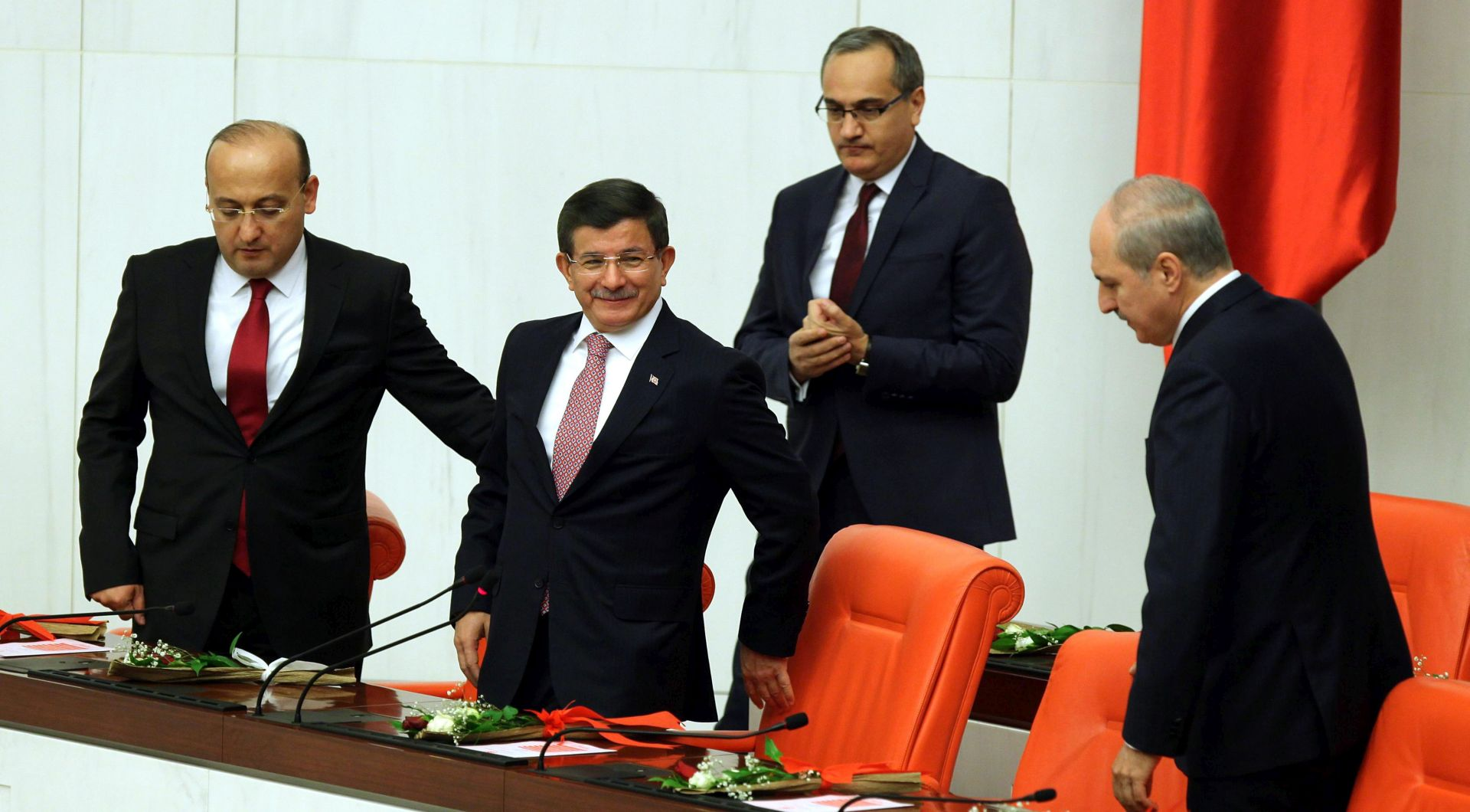 Erdogan dao Davutogluu mandat za sastav nove vlade