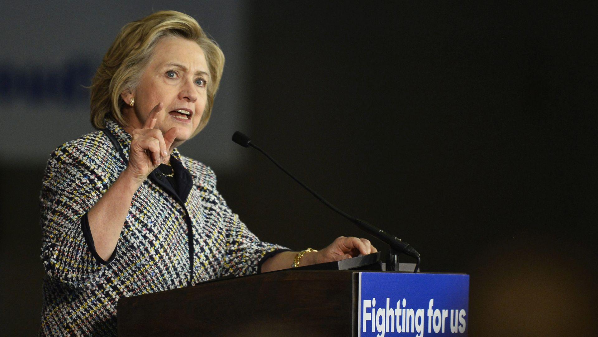 Hillary Clinton zatražila agresivniji pristup u borbi protiv IS-a