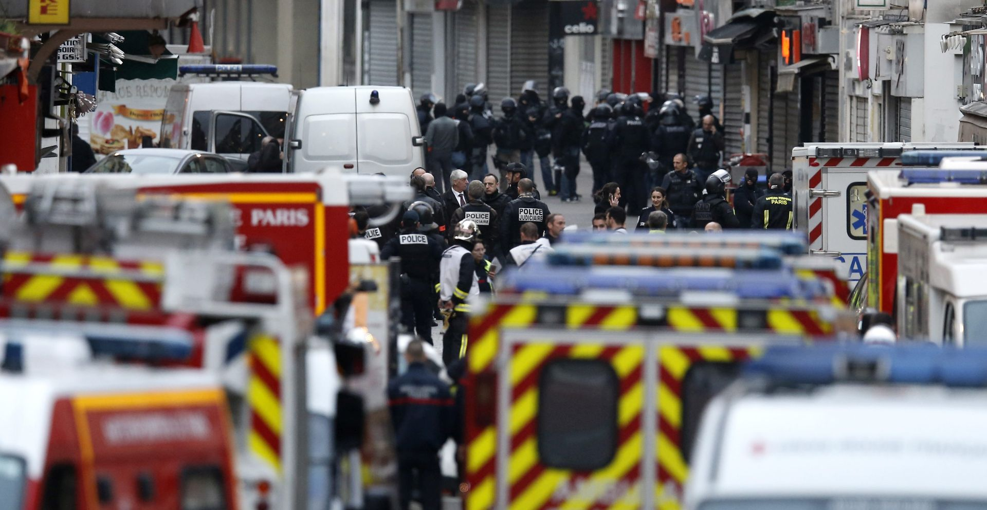 Turska policija uhitila još jednog osumnjičenog za pariške napade