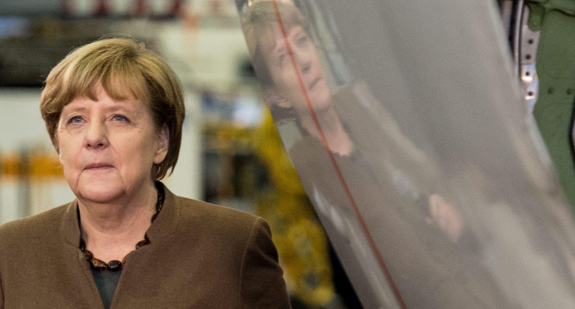 OTKAZAN POSJET: Merkel neće doći u Tursku 16. travnja