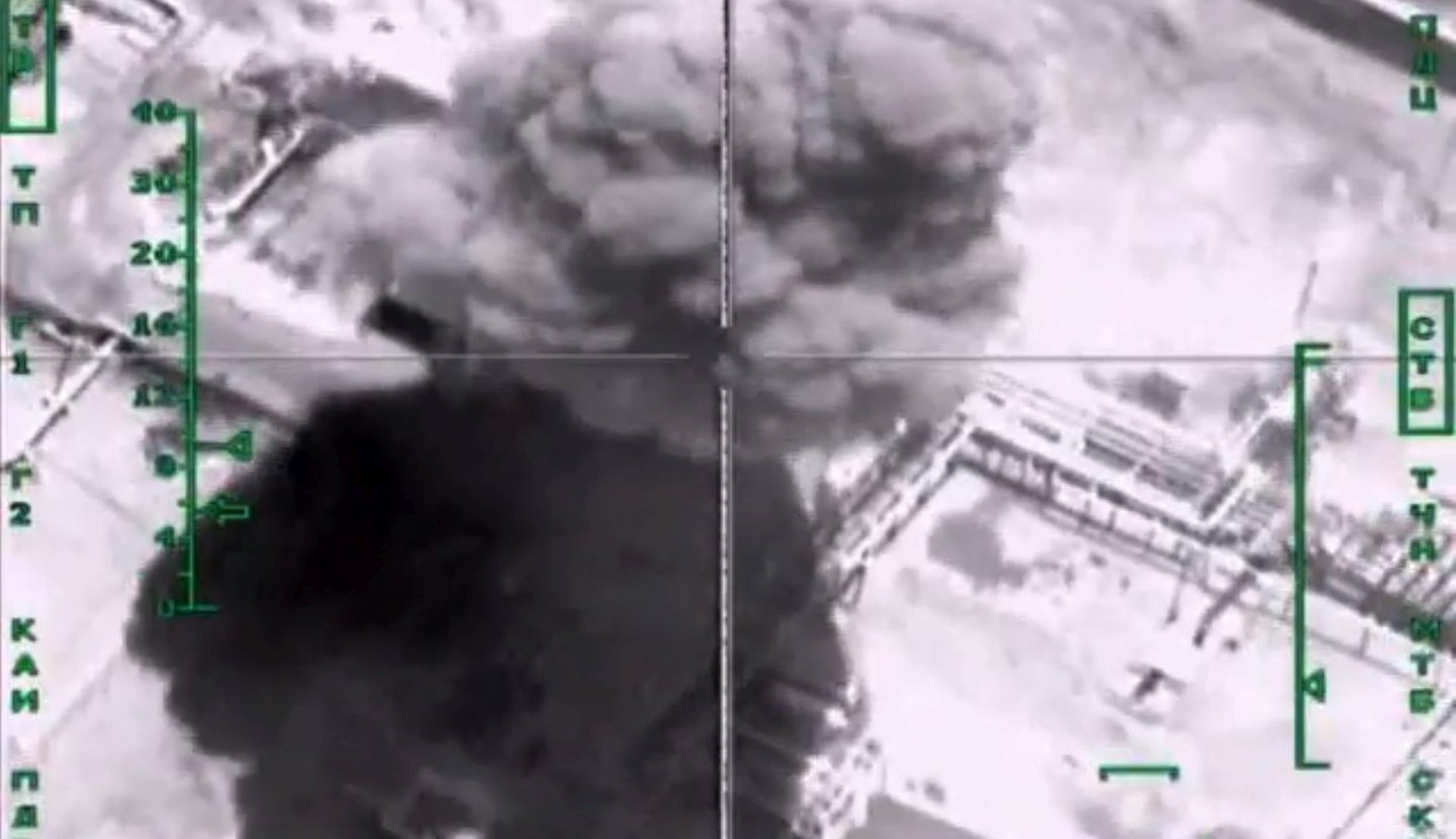 Rusi bombarderima i krstarećim projektilima napali naftna postrojenja IS-a