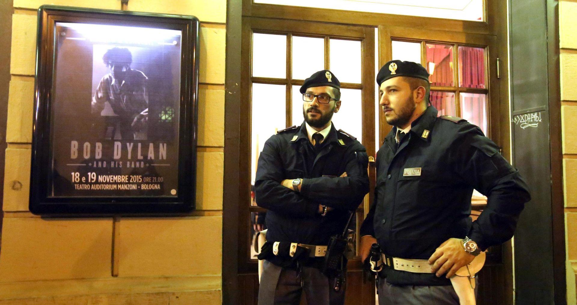 RAZUMLJIV OPREZ Bob Dylan zatražio pojačano osiguranje na koncertima u Bologni