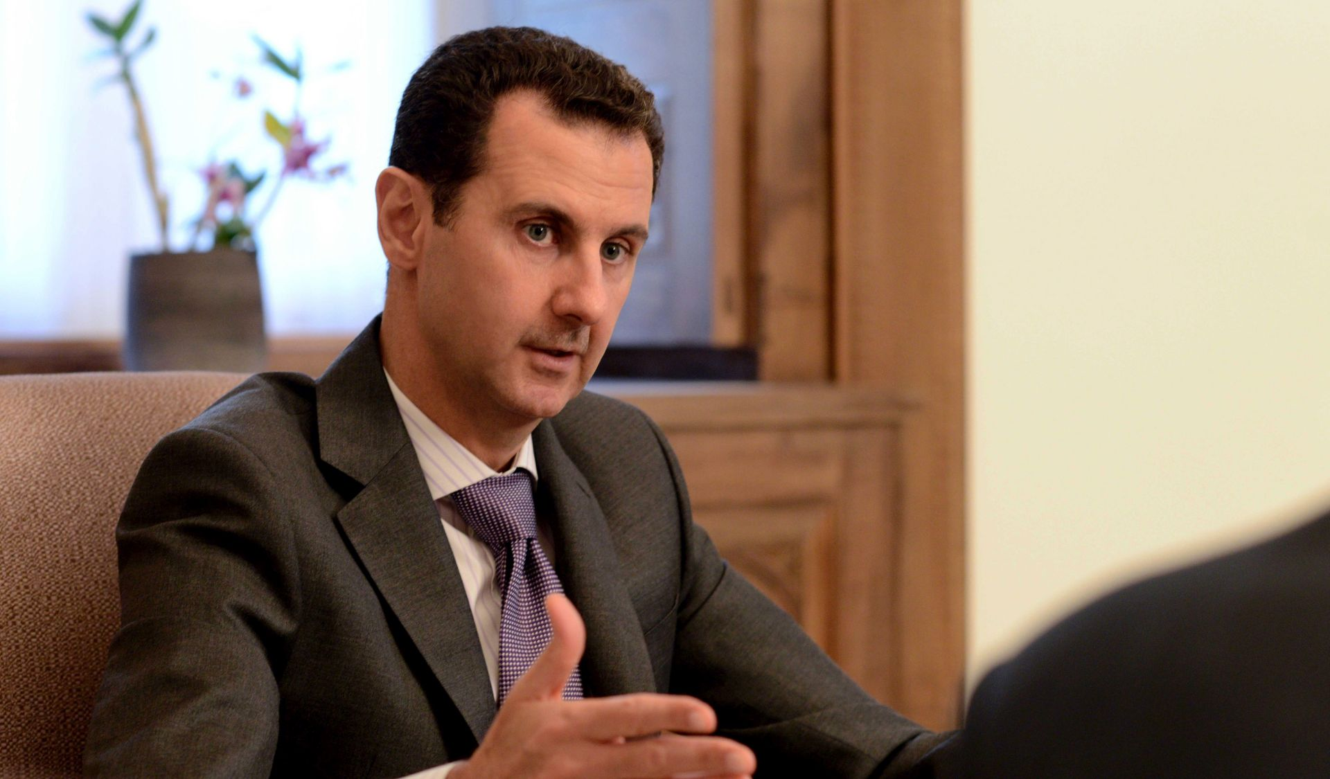 STRAH OD TERORIZMA: Assad kaže da su teroristi među sirijskim izbjeglicama