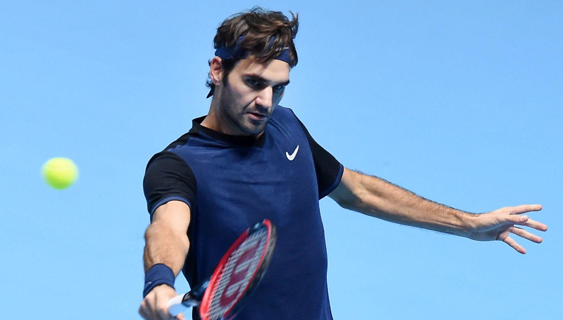 ATP MASTERS Roger Federer slavio i protiv Nishikorija