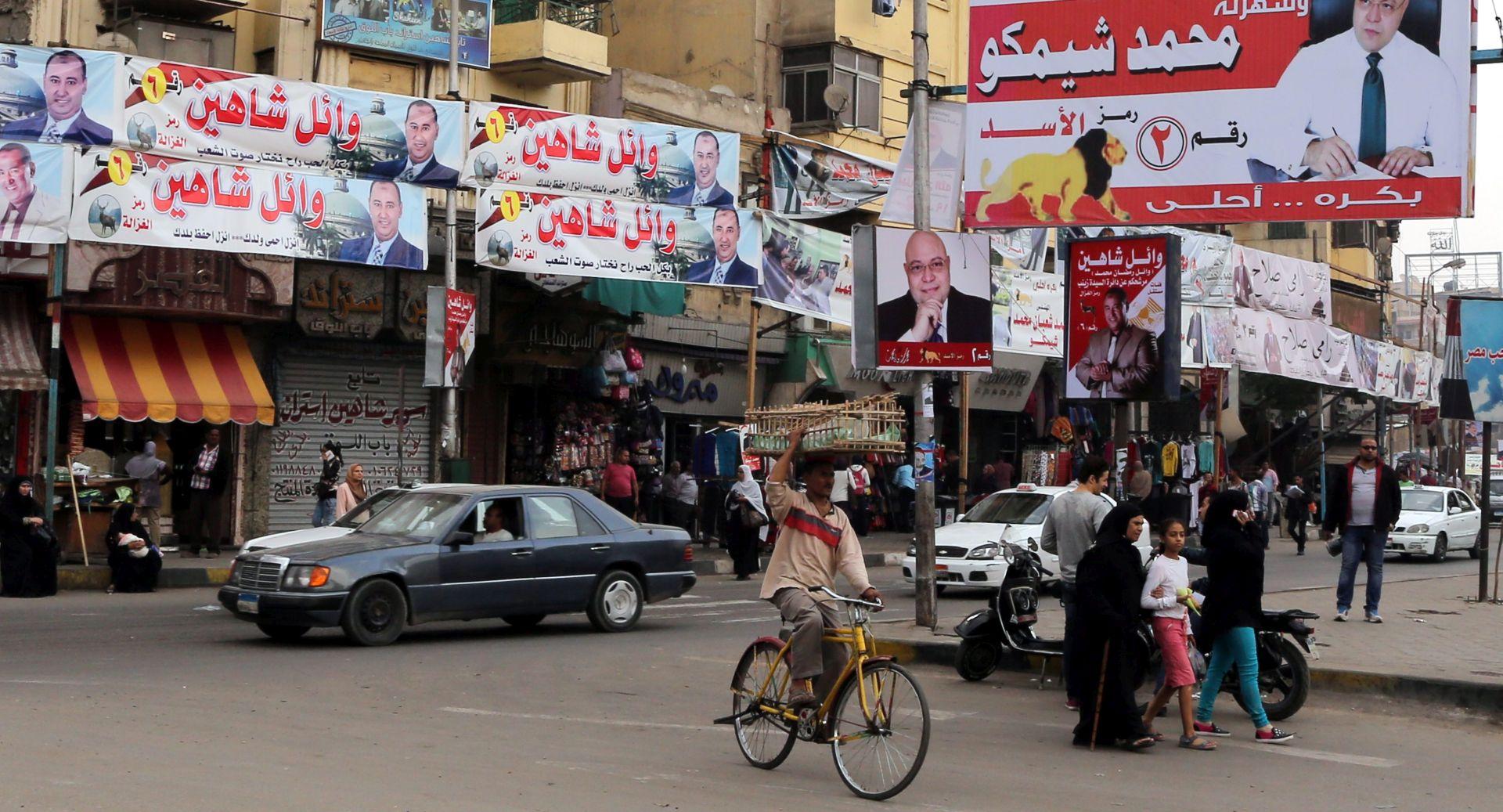 Egipćani glasaju u drugom krugu parlamentarnih izbora