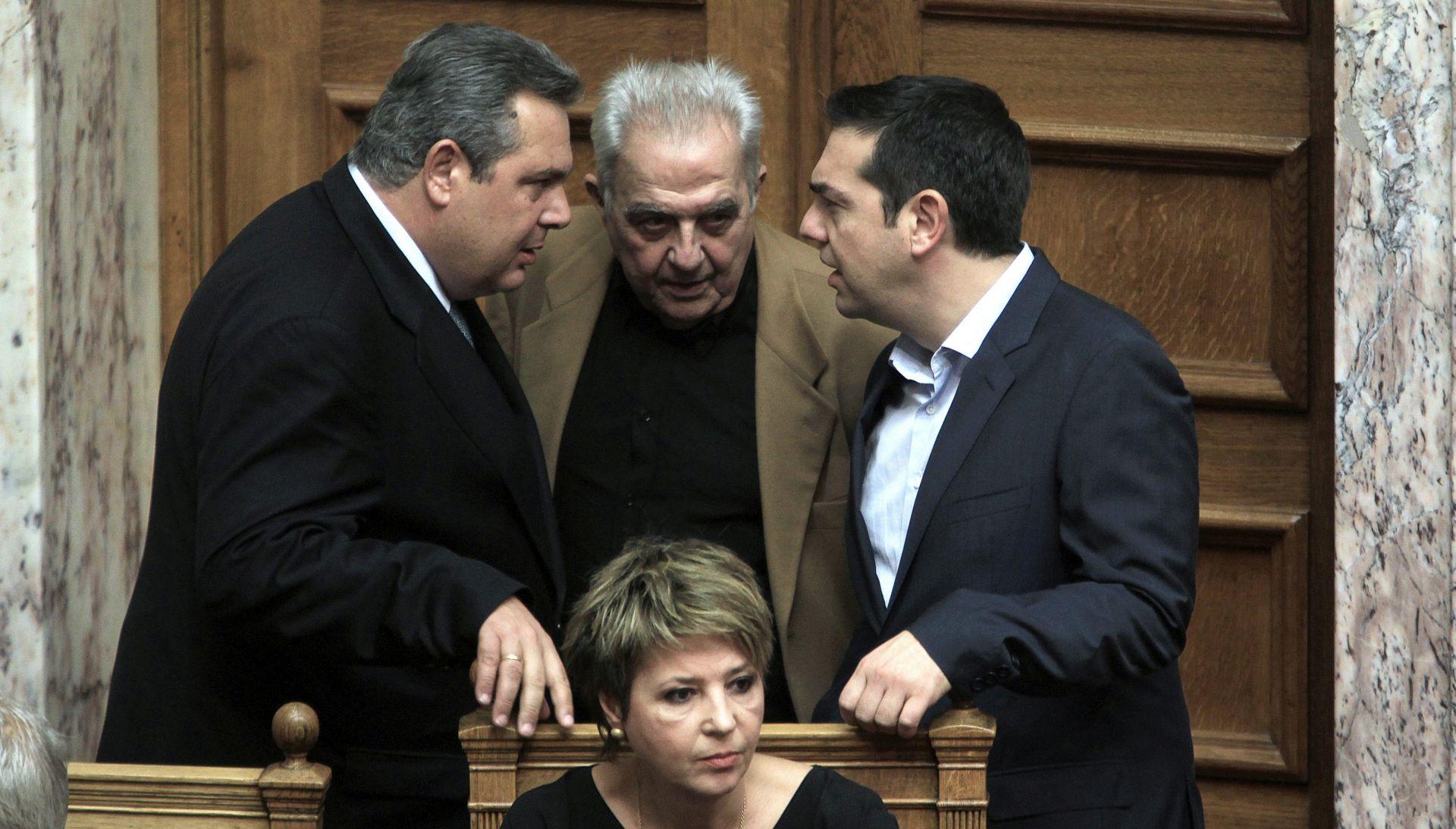 Grčka prihvatila reformski zakon u zamjenu za nastavak pomoći