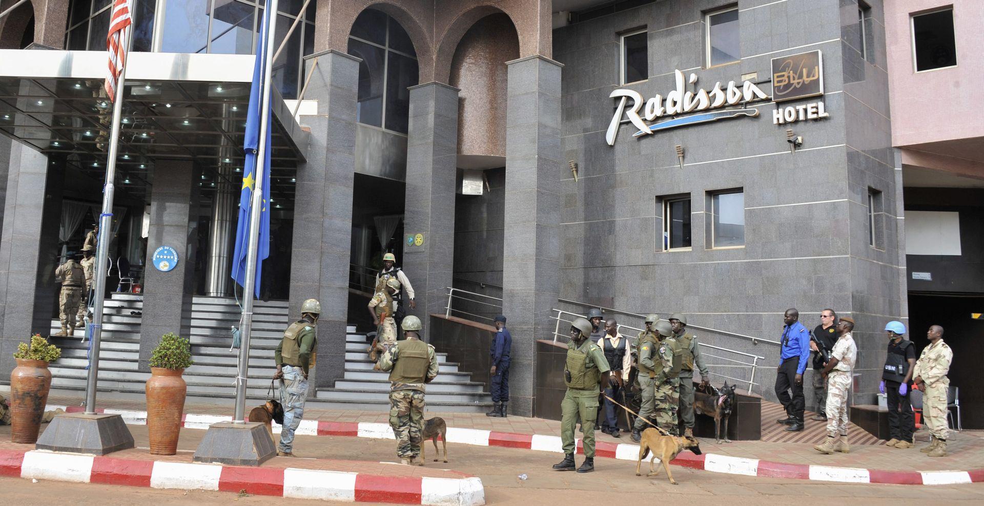 MALI Uhićena dva muškarca povezana s opsadom hotela Radisson Blu