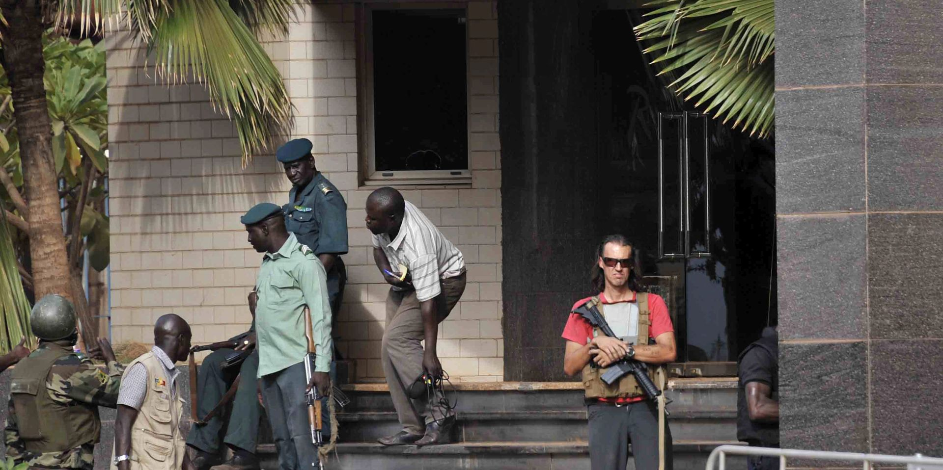 Mali: Državna TV prikazala snimke počinitelja napada na hotel