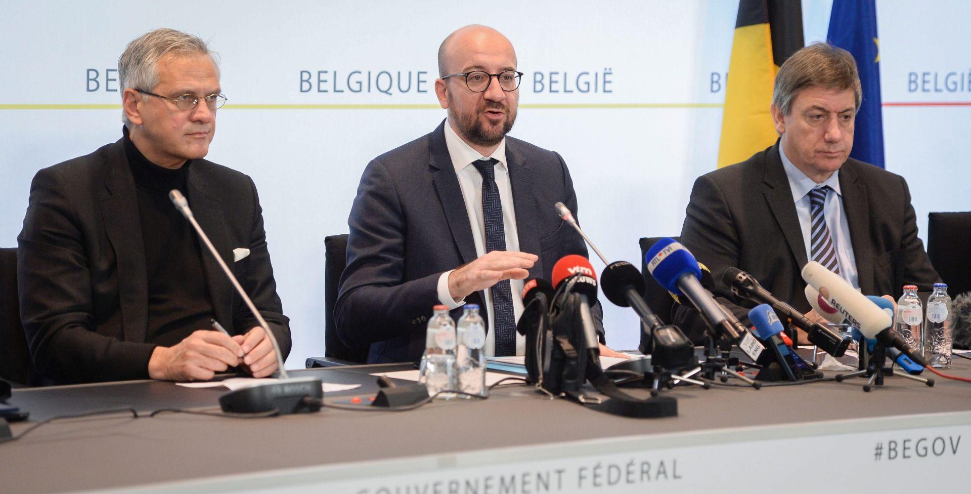 Charles Michel: Uzbuna u Bruxellesu podignuta zbog opasnosti od napada poput onih u Parizu