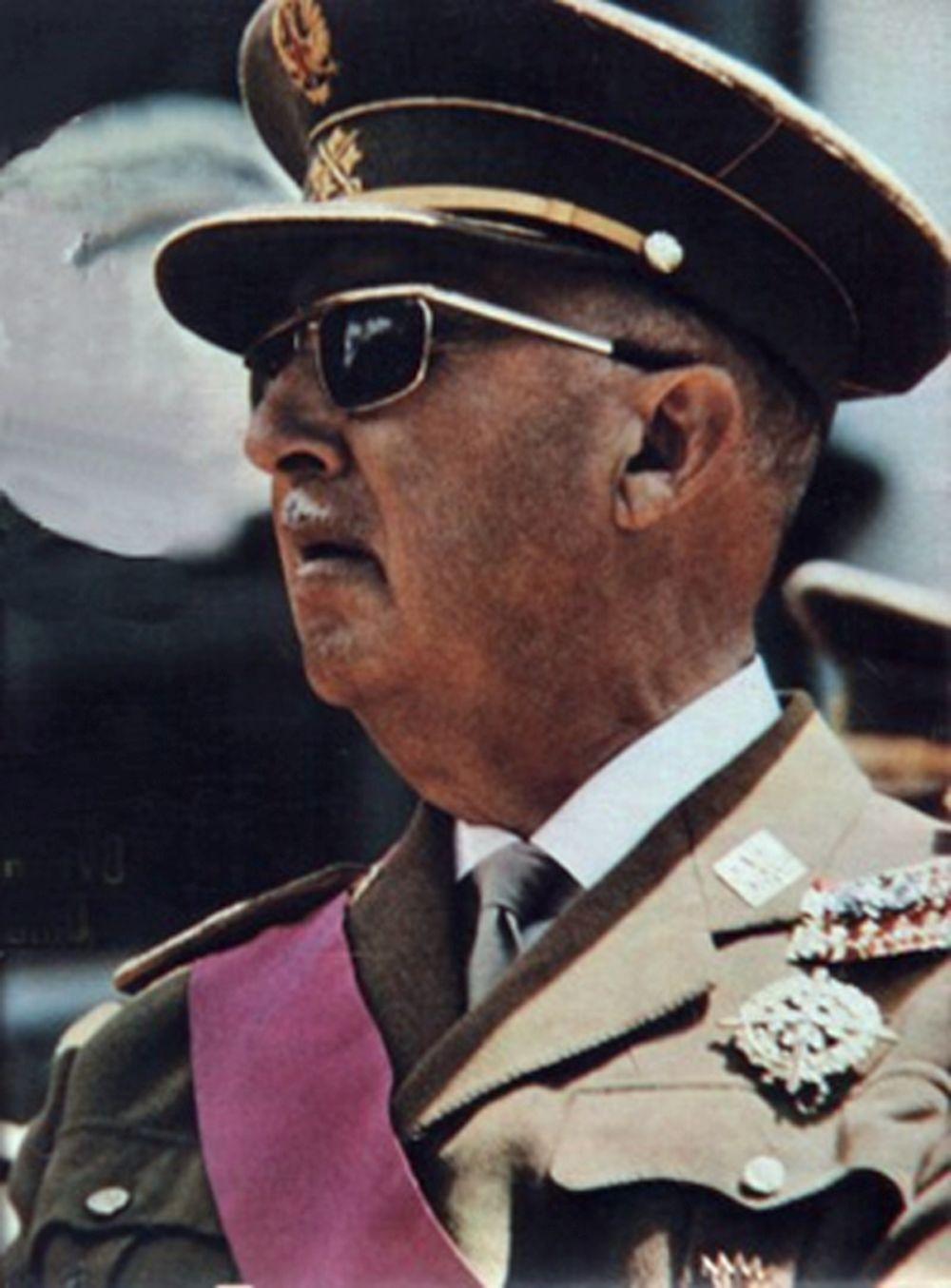 Francisco Franco i 40 godina nakon smrti dijeli Španjolsku
