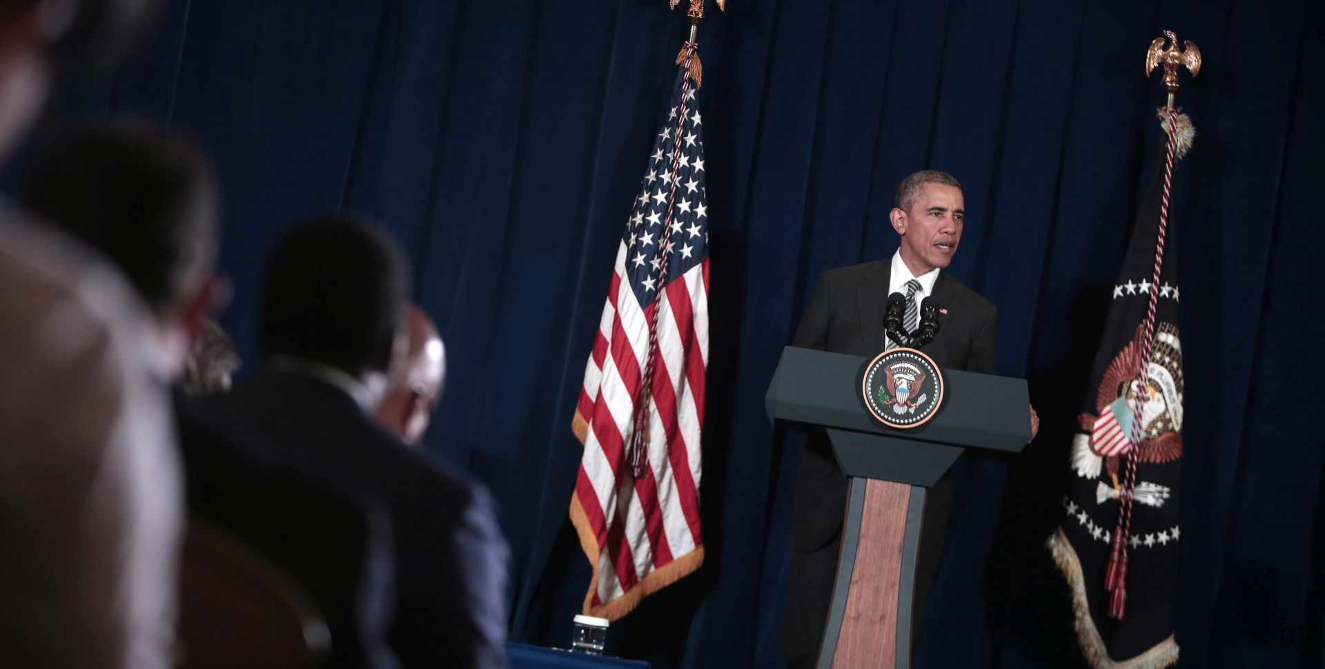 Obama: SAD i saveznici neće stati u borbi protiv IS-a, uništit će je