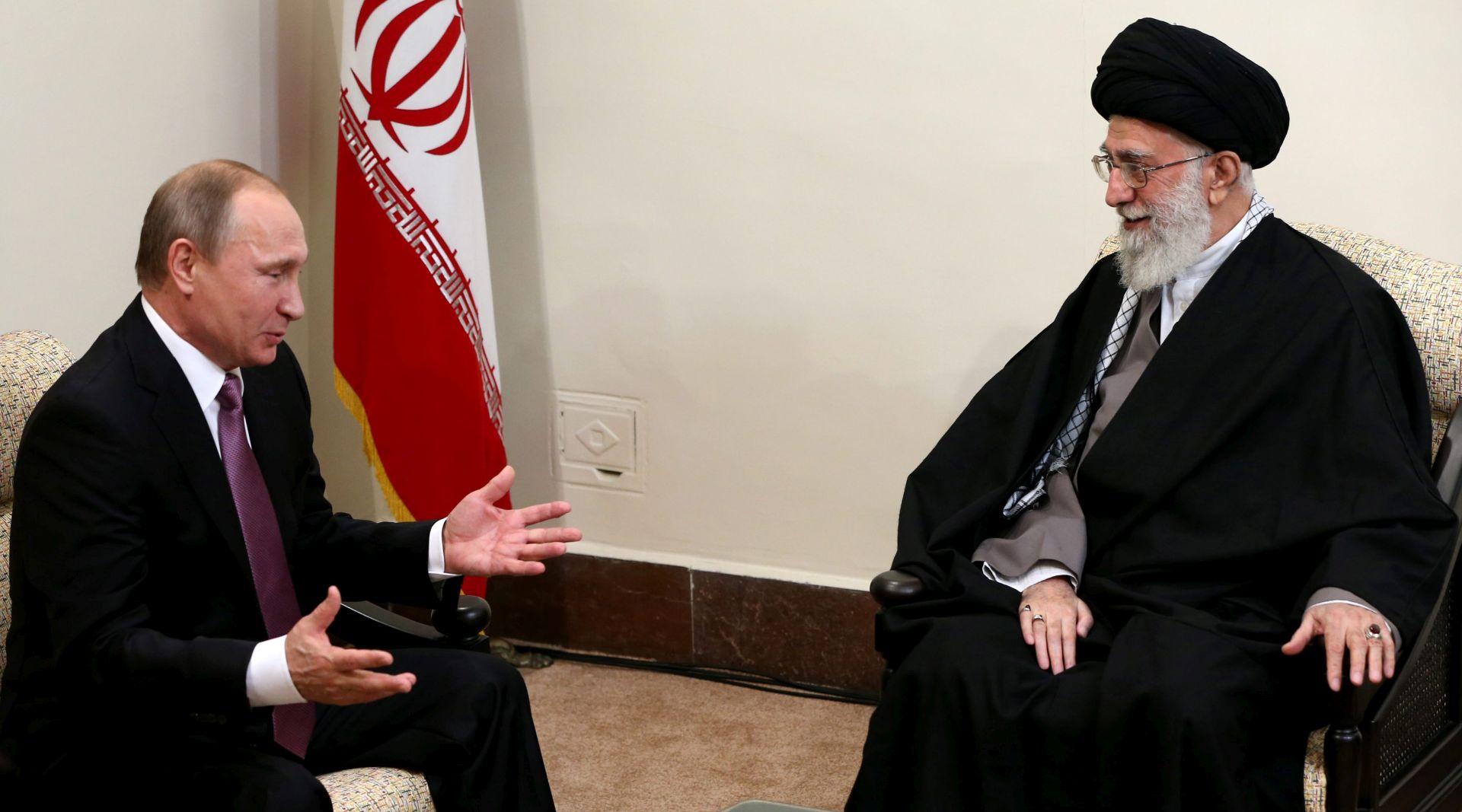 Rusija i Iran: Svjetske sile ne smiju nametati volju Siriji