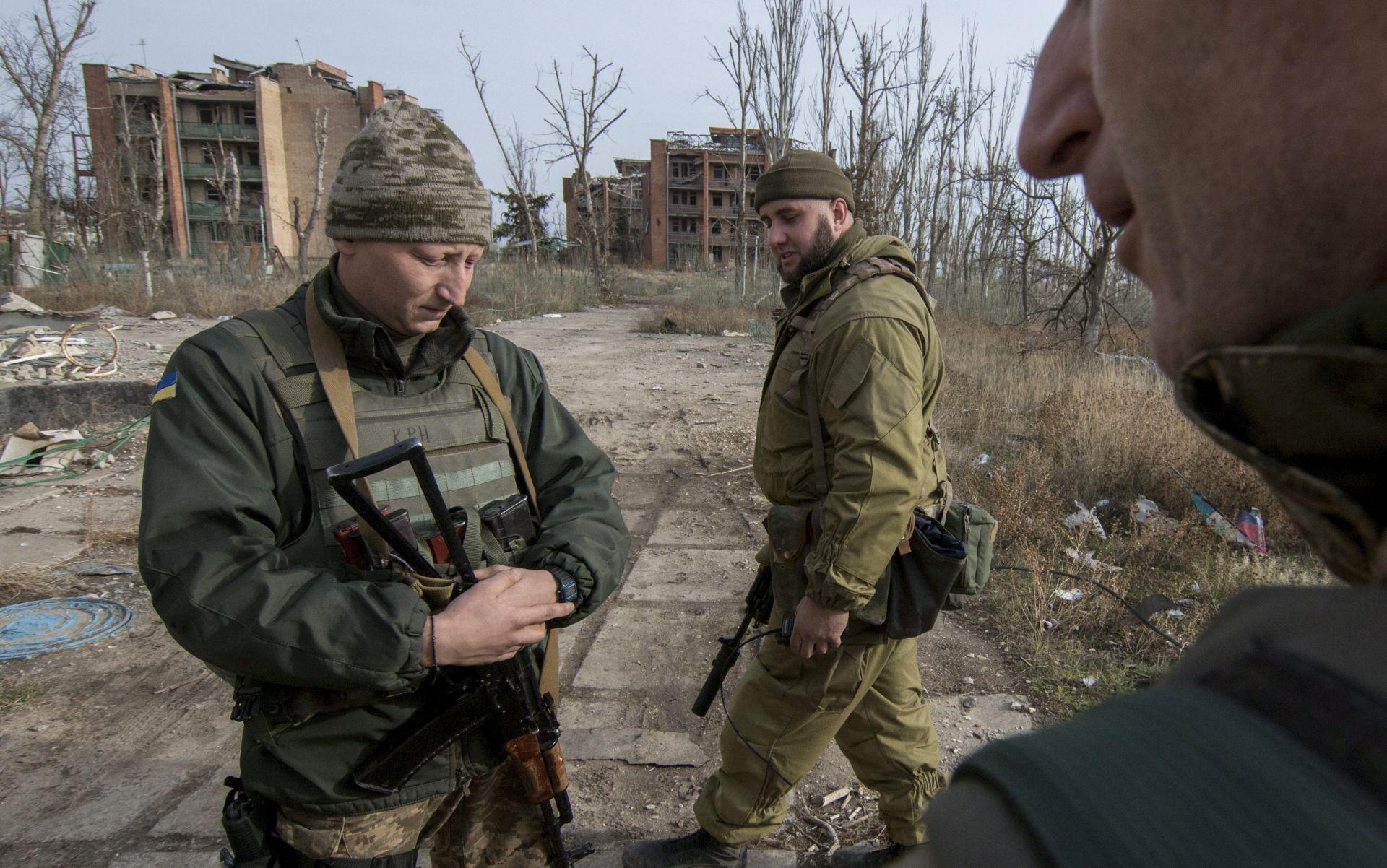 IZVJEŠĆE UN-A Rusija i dalje doprema oružje i ljudstvo u Ukrajinu