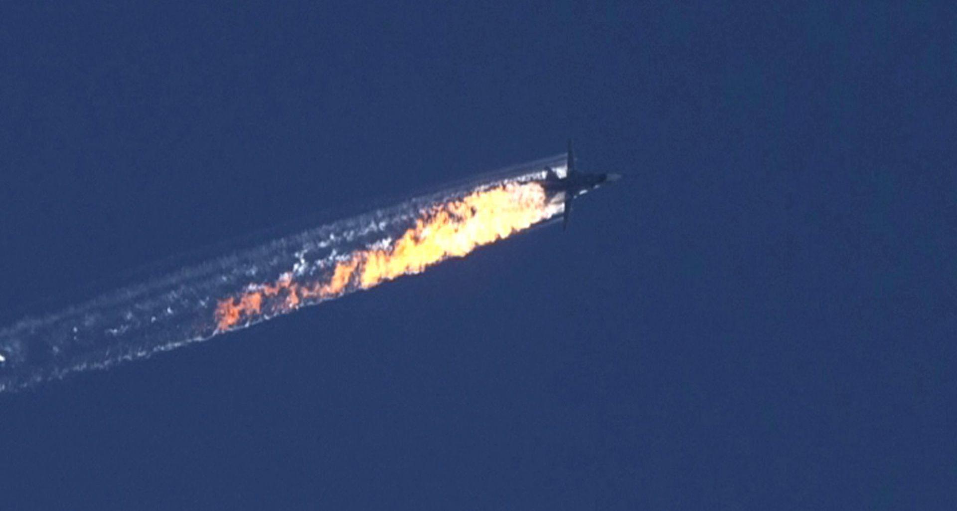 SASTALI SE TURCI I RUSI: Pilot koji je srušio ruskog lovca napravio je to svojevoljno