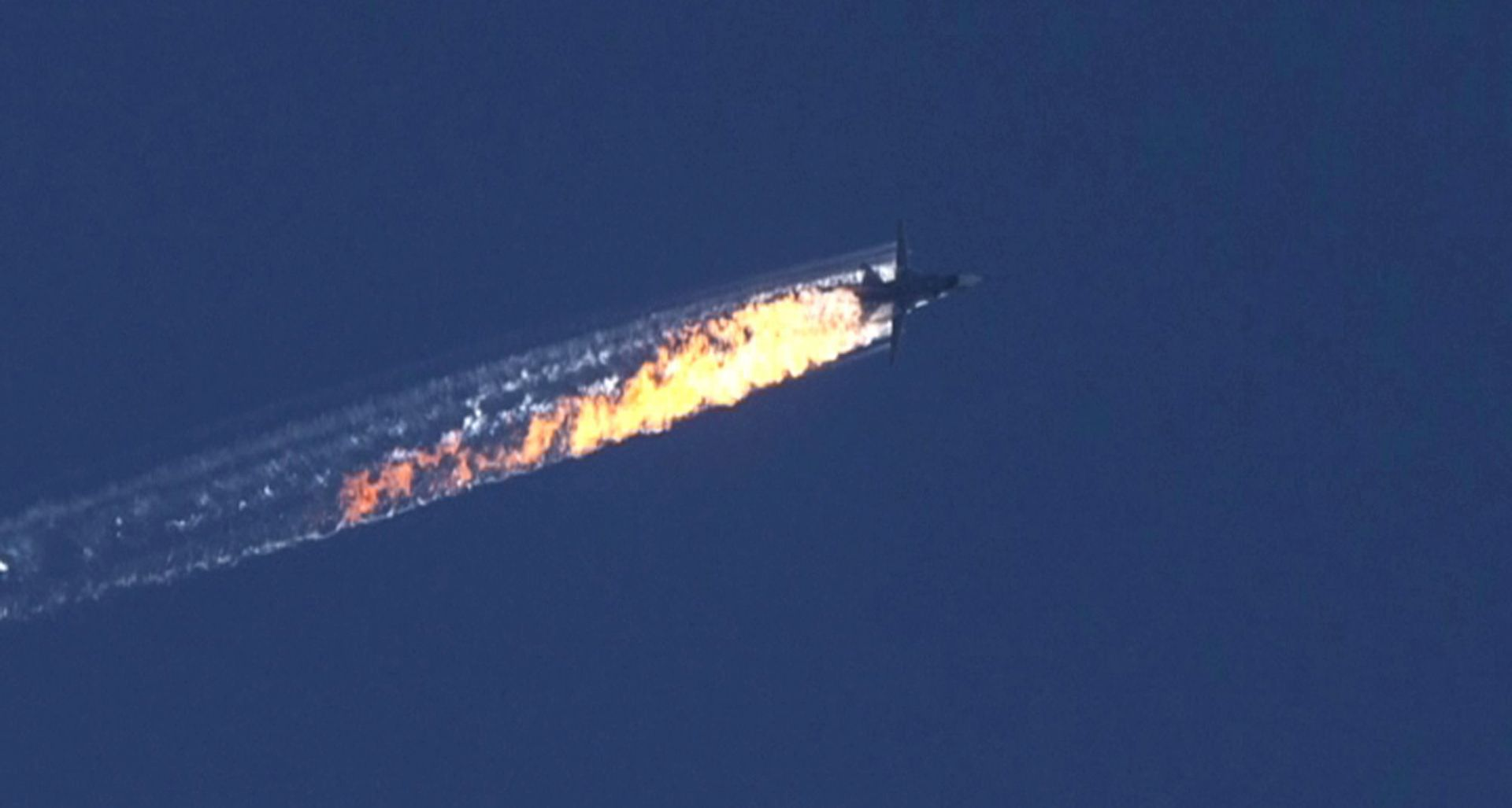 Turska vojska objavila navodnu snimku upozorenja oborenom ruskom zrakoplovu