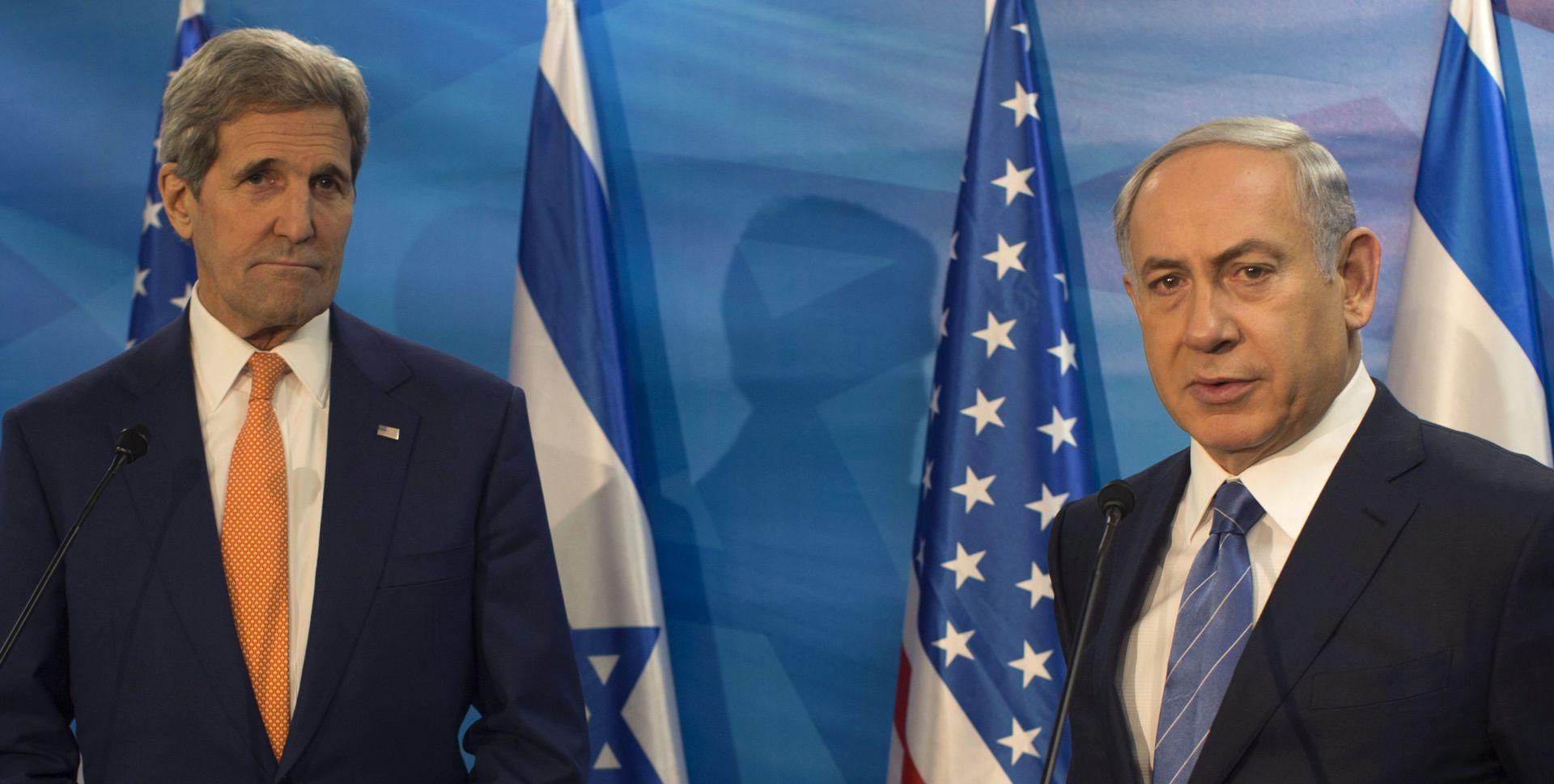 Kerry: Palestinski napadi su terorizam za svaku osudu