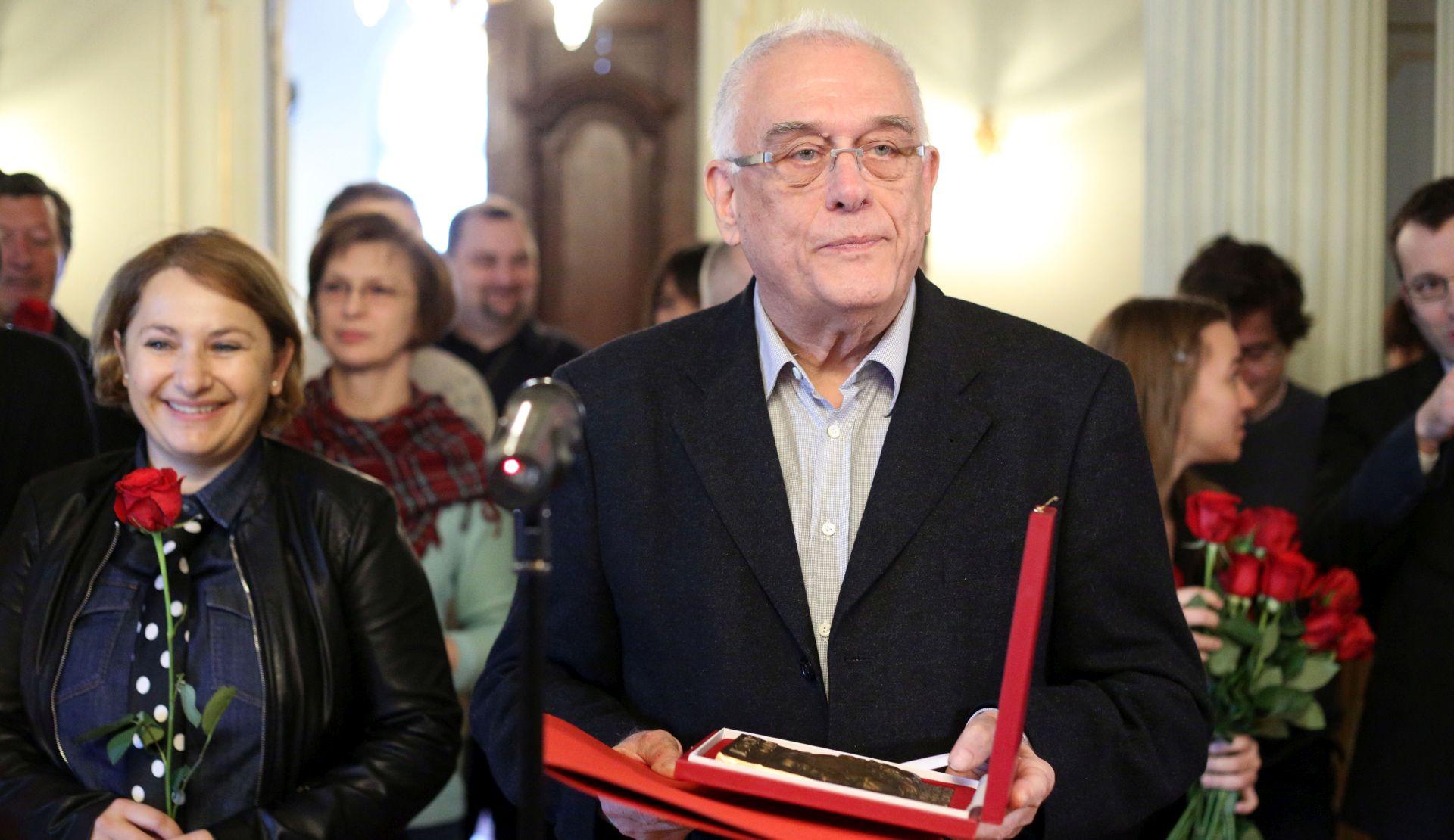 Nagrada Tito Strozzi uručena Orkestru Opere zagrebačkoga HNK