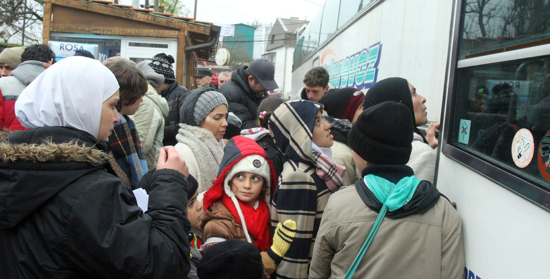 U nedjelju na summitu s Turskom EU želi zaustaviti priljev migranata