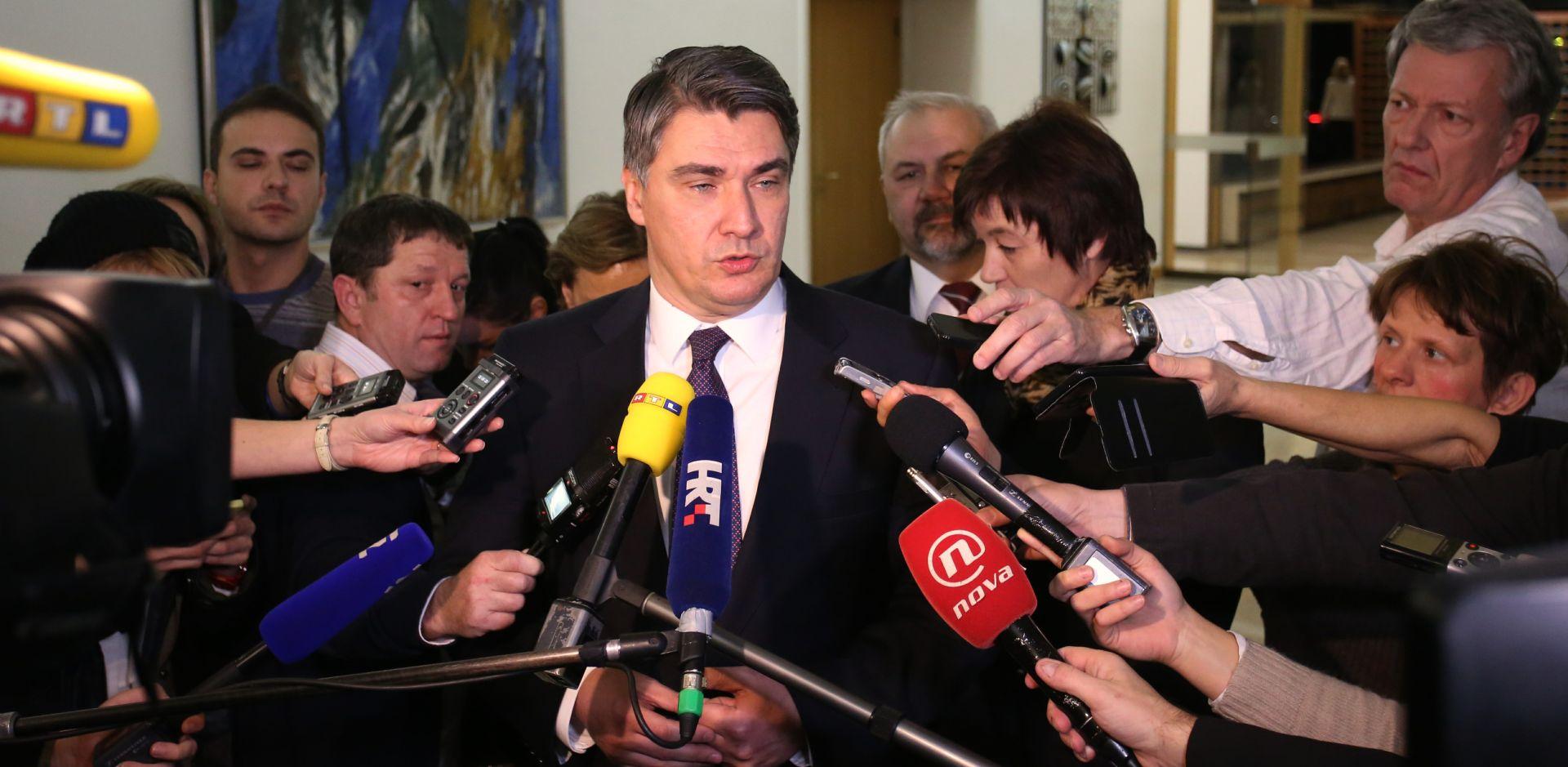Milanović: Nemamo dovoljan broj glasova, nastavljamo razgovore s Mostom