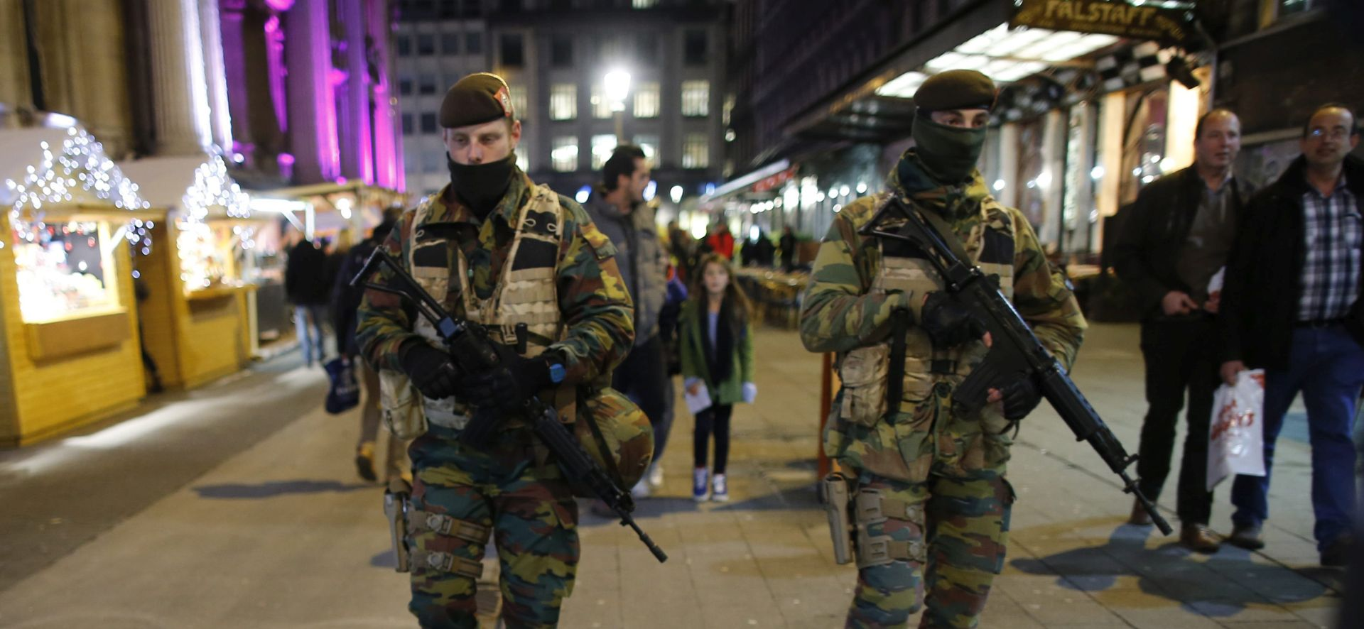 BELGIJA Uhićena dva muškarca, planirali napade u Bruxellesu na novogodišnju noć