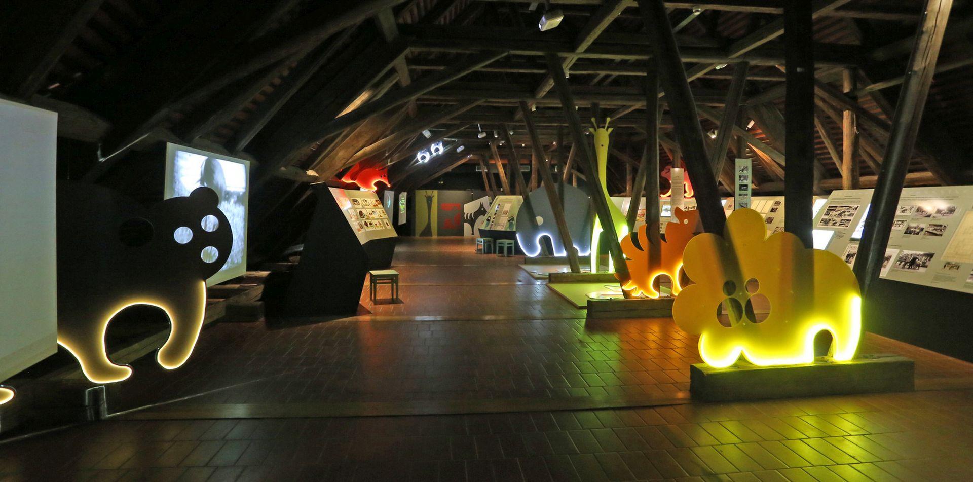 'Otvoreni vikend' za kraj izložbe o zagrebačkom ZOO-u