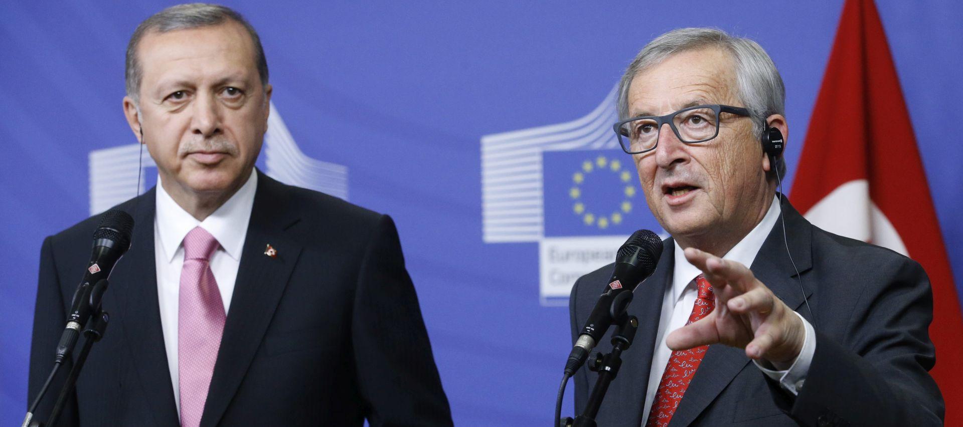 EUROPSKA KOMISIJA: Prva obljetnica u petogodišnjem mandatu Jean-Claude Junckera
