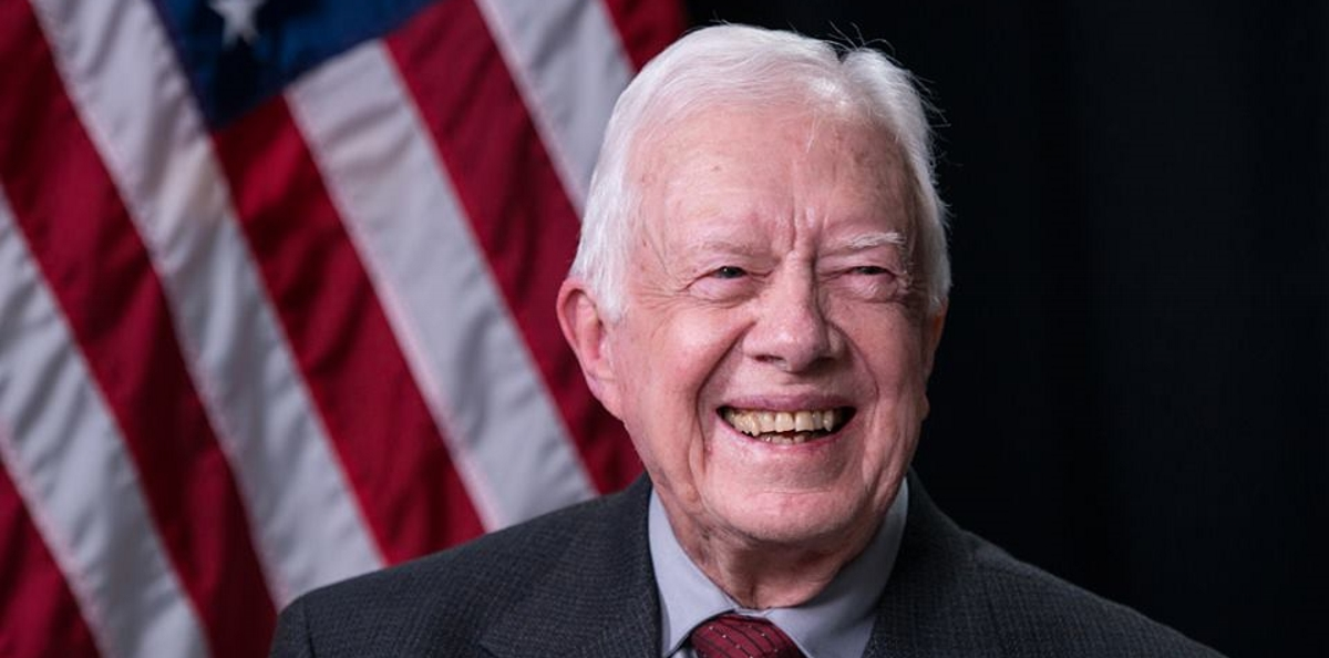 VIDEO: Jimmy Carter dobro podnosi terapiju protiv raka