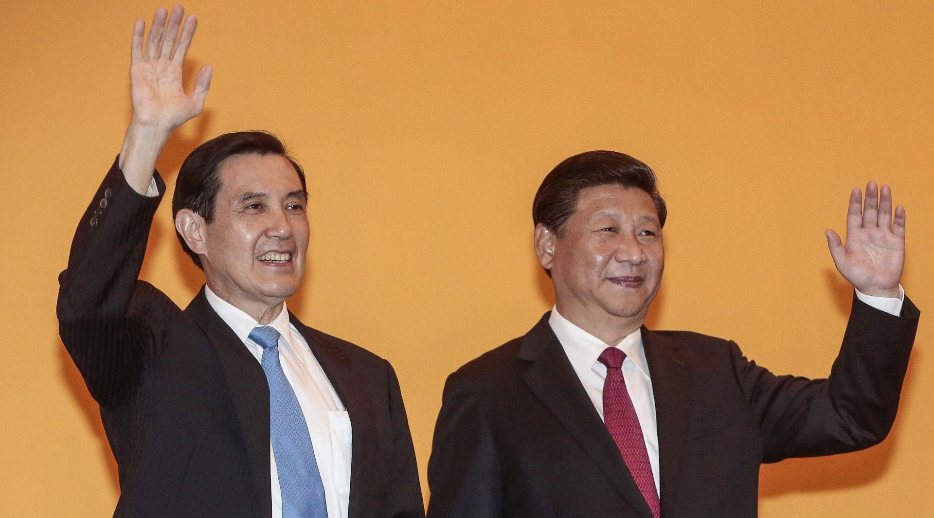 NAKON 66 GODINA NAPETOSTI: Povijesni susret čelnika Kine i Tajvana
