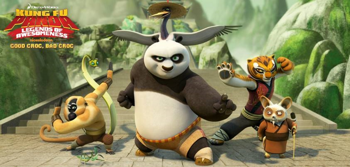 VIDEO: Traileri i intervjui za popularni animirani film 'Kung Fu Panda'