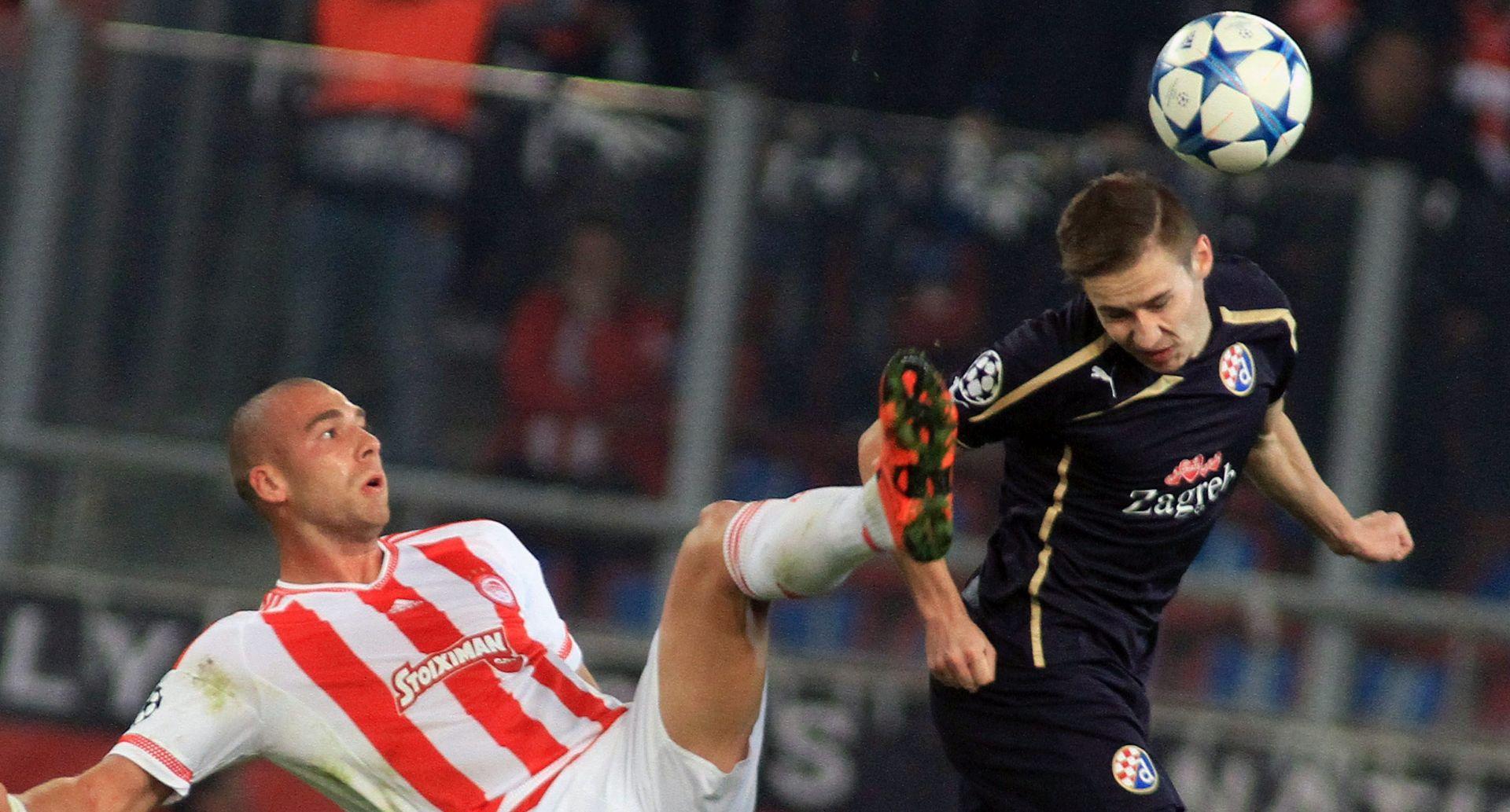 LIGA PRVAKA: Dinamo pao u Pireju u zadnjoj minuti