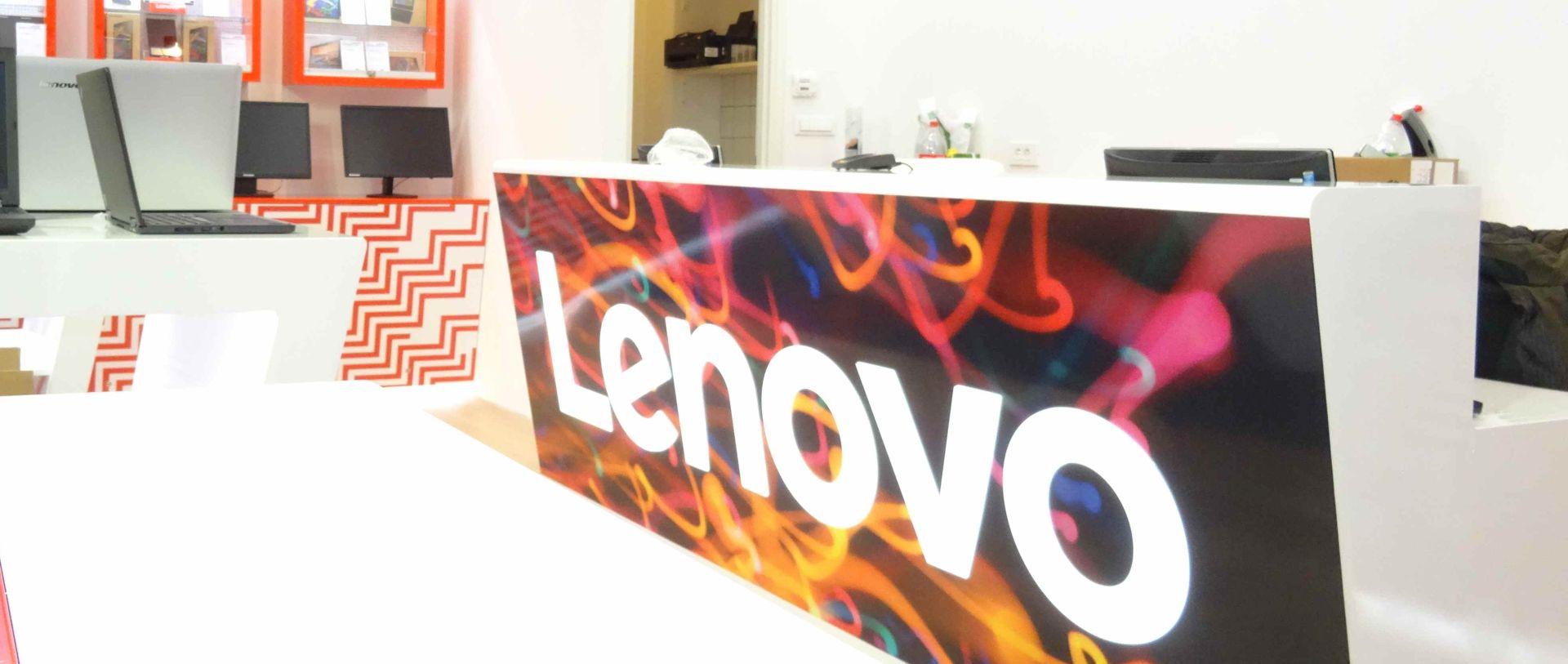 Otvoren je Lenovo Exclusive Store