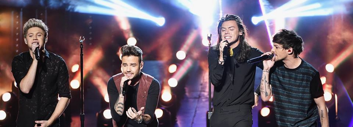 VIDEO: One Direction pobjednici večeri American Music Awards 2015