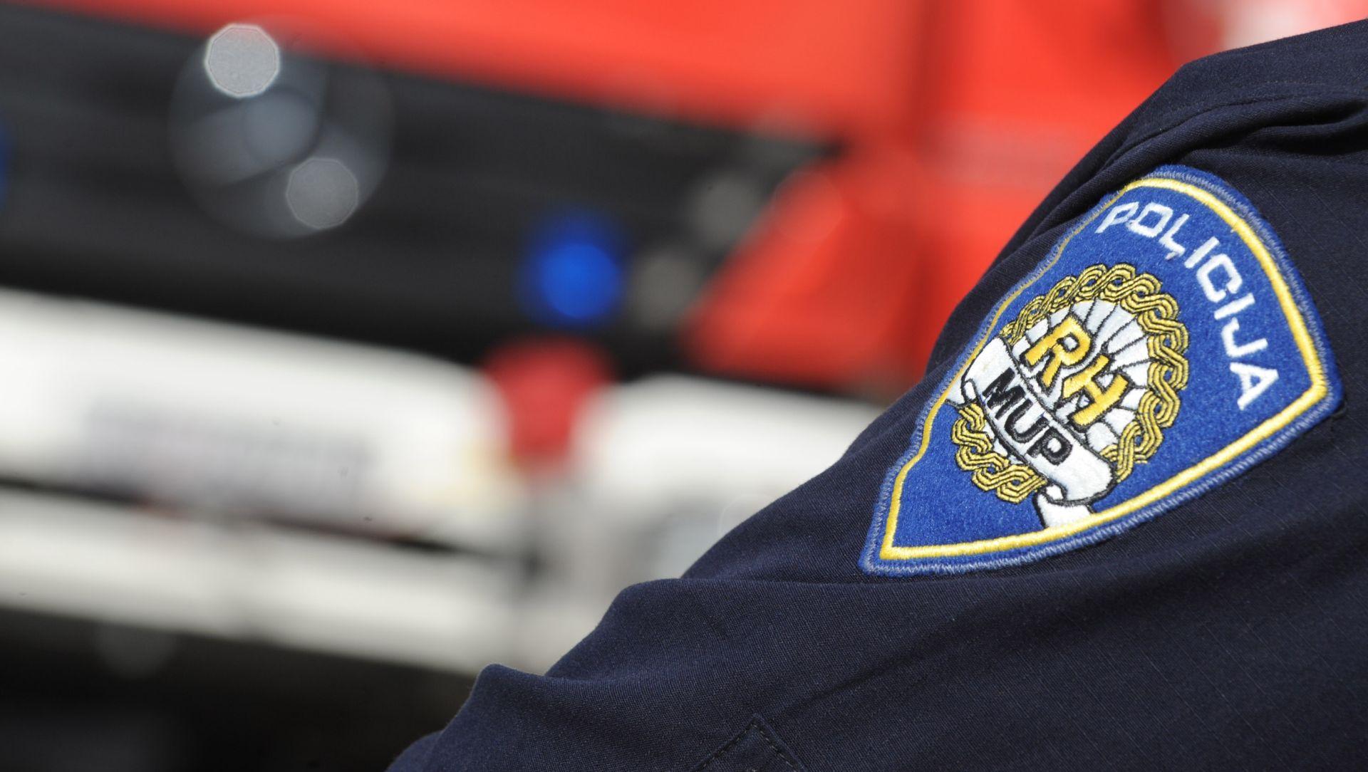 Na području Vozilića pronađen mrtav motociklist