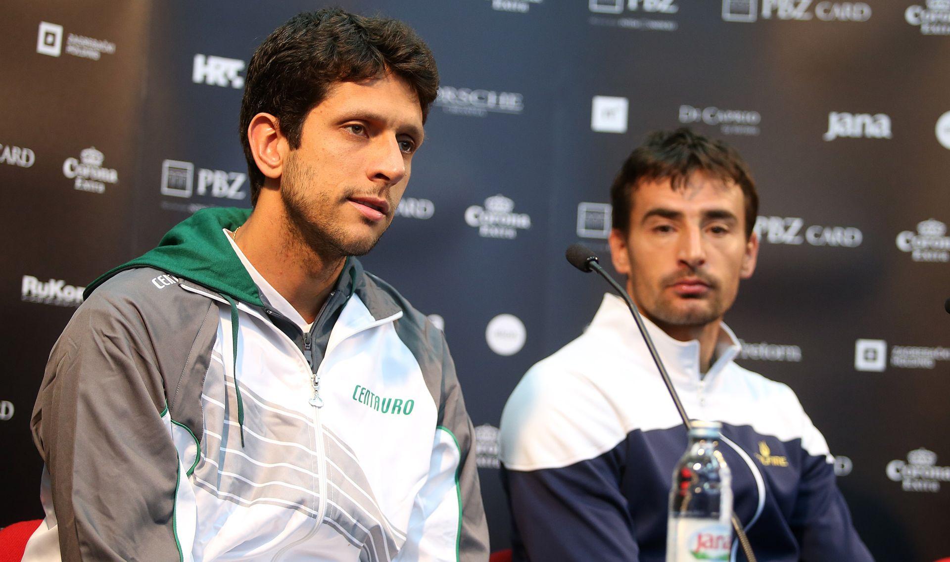 ATP MASTERS Dodig i Melo izbjegli braću Bryan
