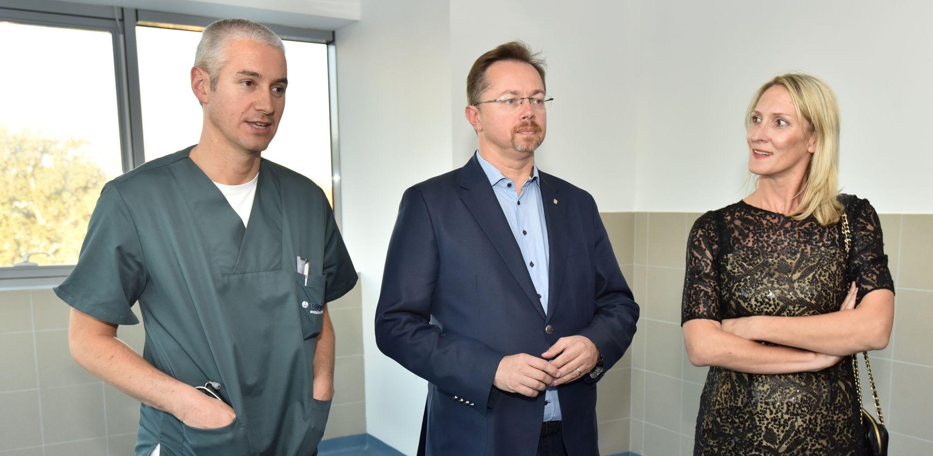 Varga zadovoljan poslovanjem zadarske bolnice
