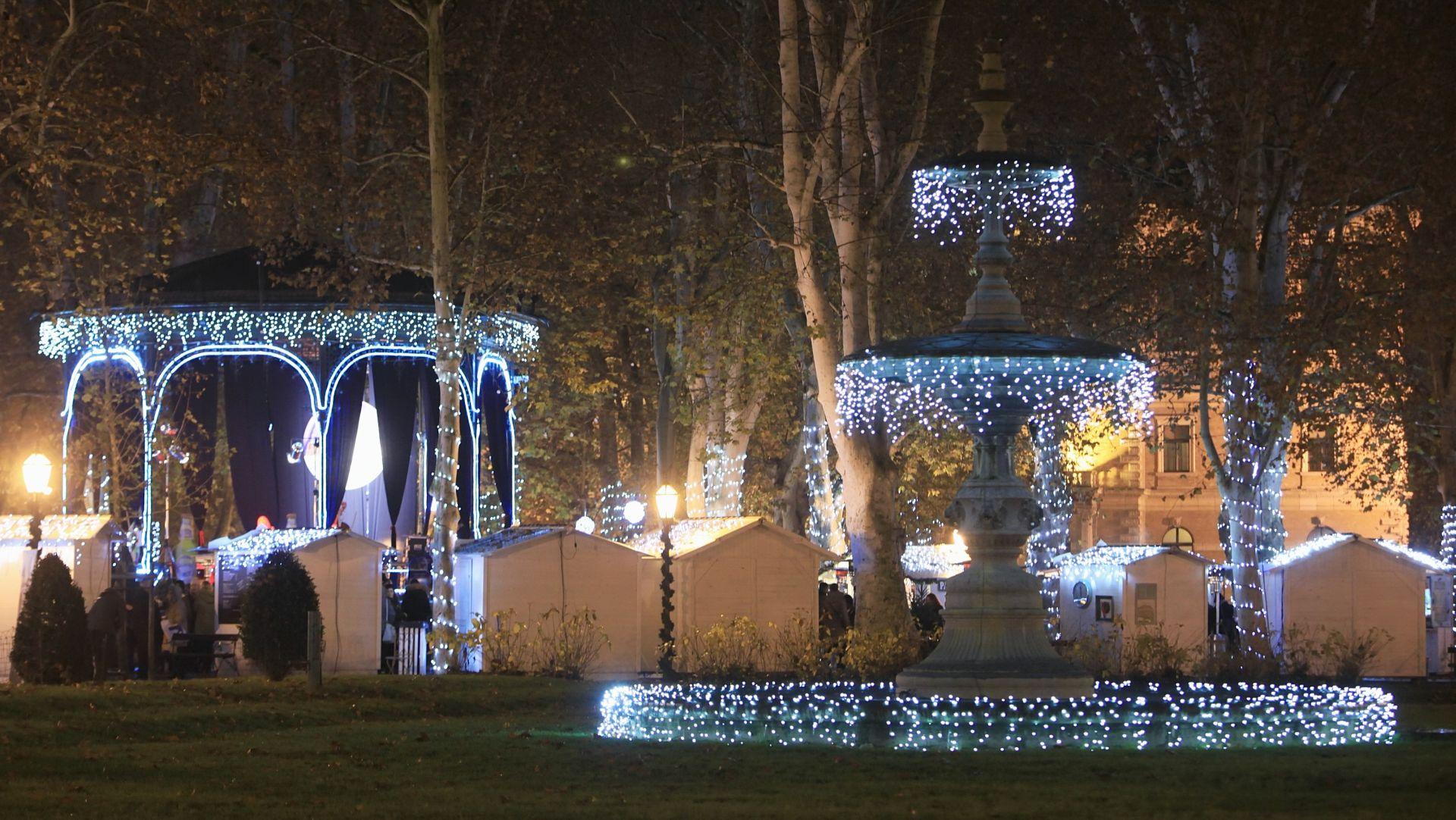 Advent u Zagrebu 'grande finale' rekordne zagrebačke turističke godine